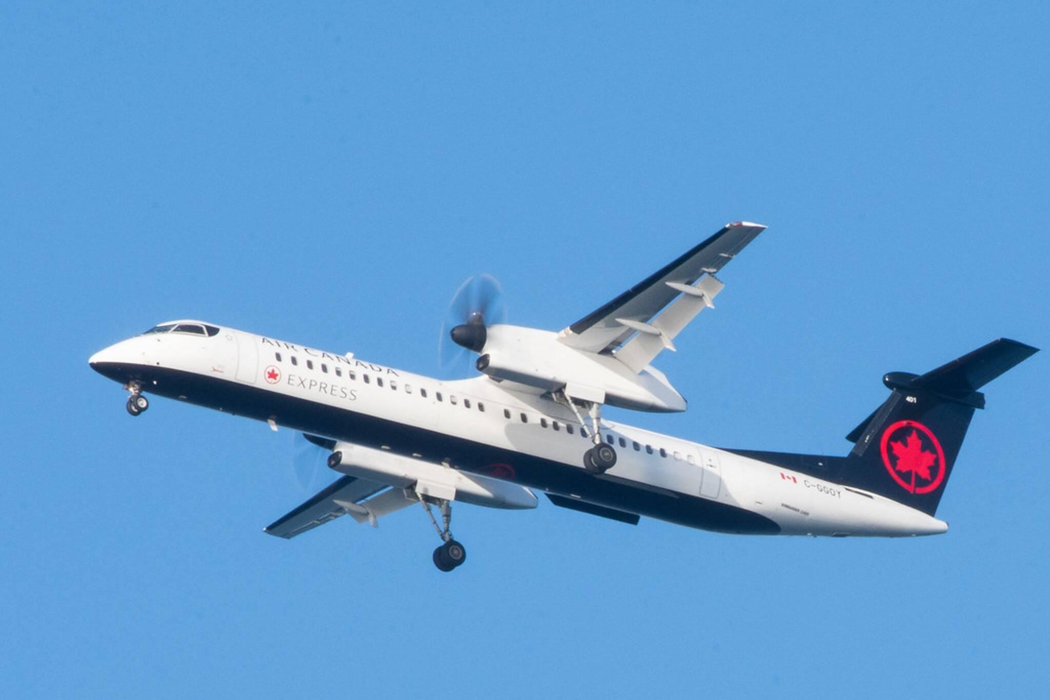 air canada covid flights