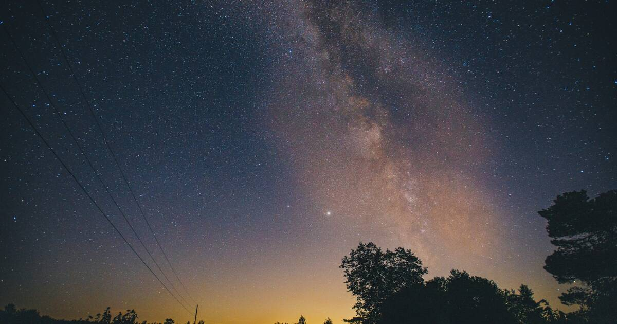 This is how one Toronto photographer went looking for the Perseid meteor shower