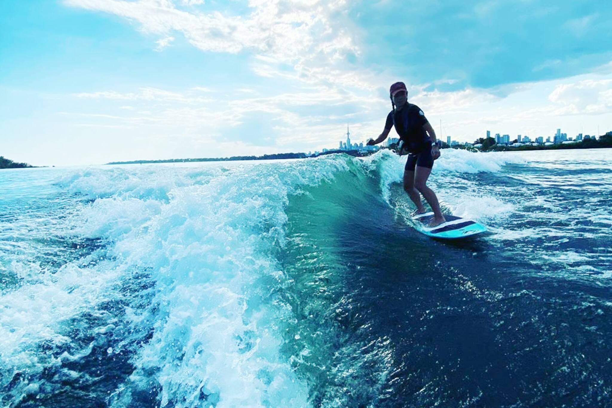 wakesurfing toronto