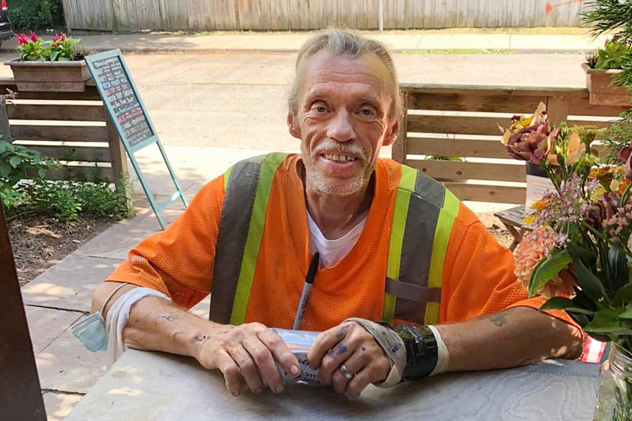 trinity bellwoods homeless
