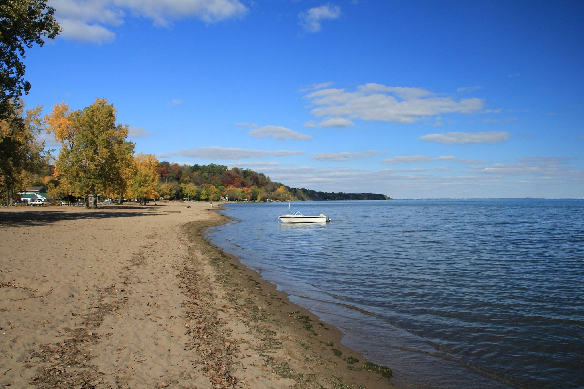 Turkey Point Beach