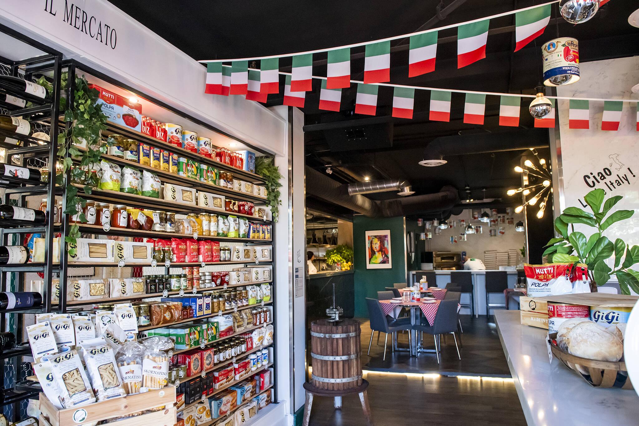 grocery stores toronto