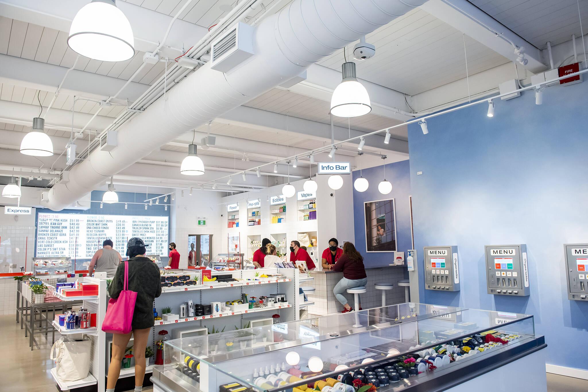 cannabis store toronto