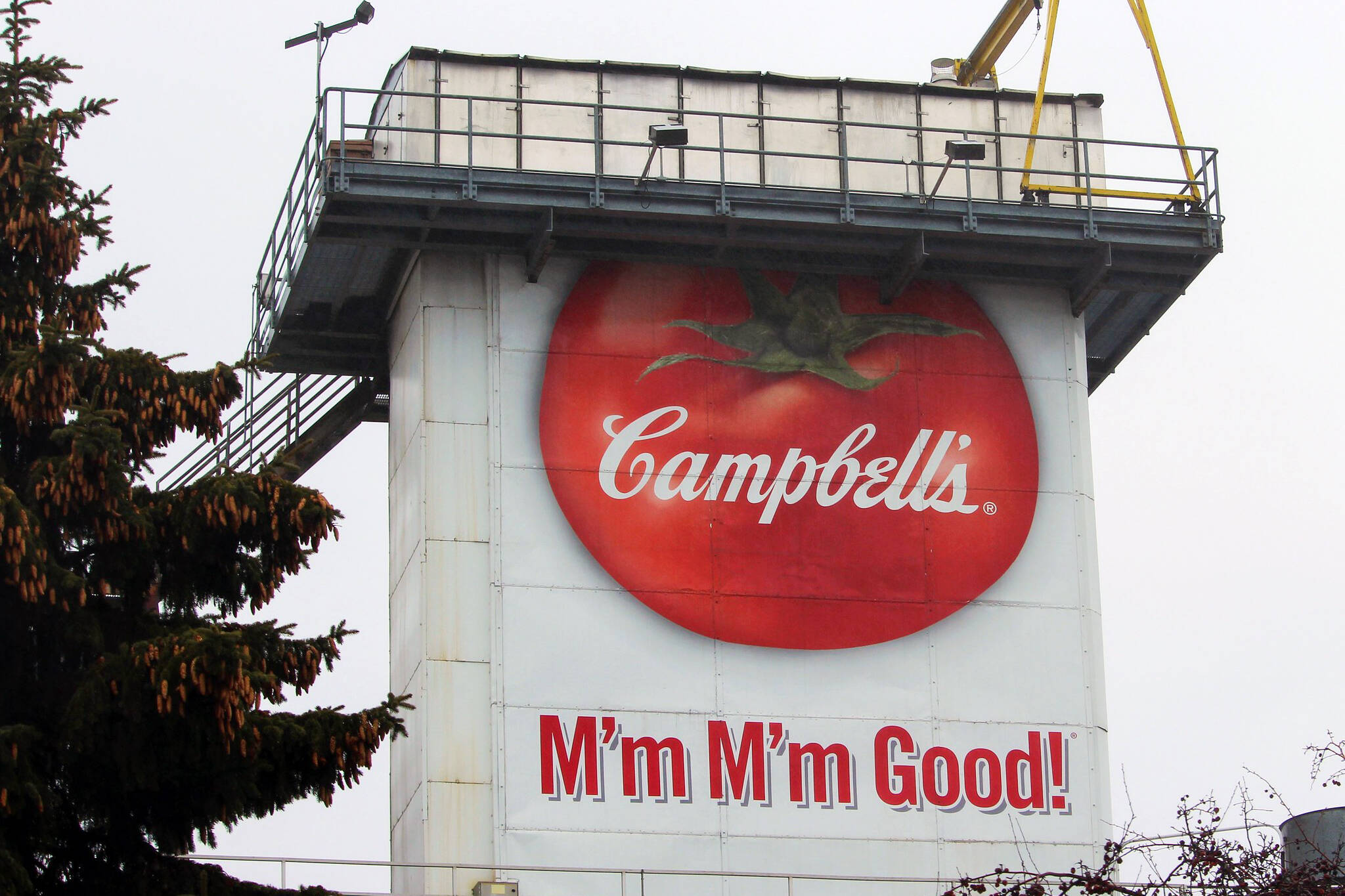 campbell soup factory toronto