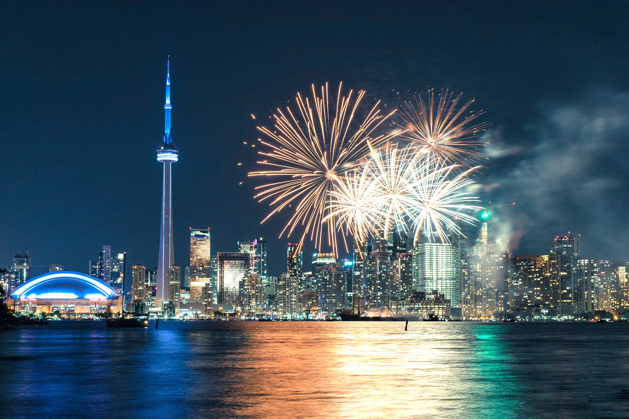 labour day fireworks