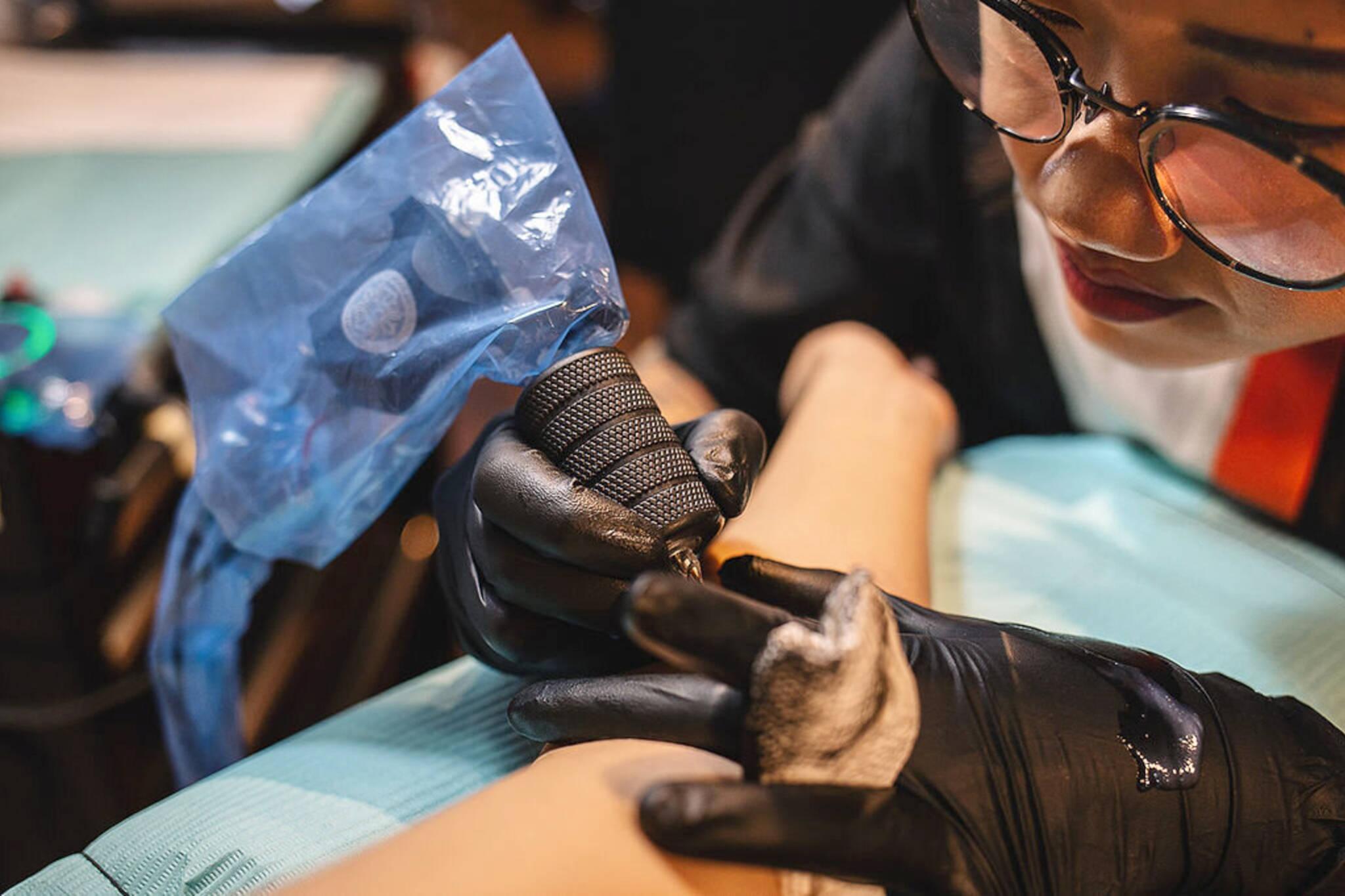 tattoo artists toronto