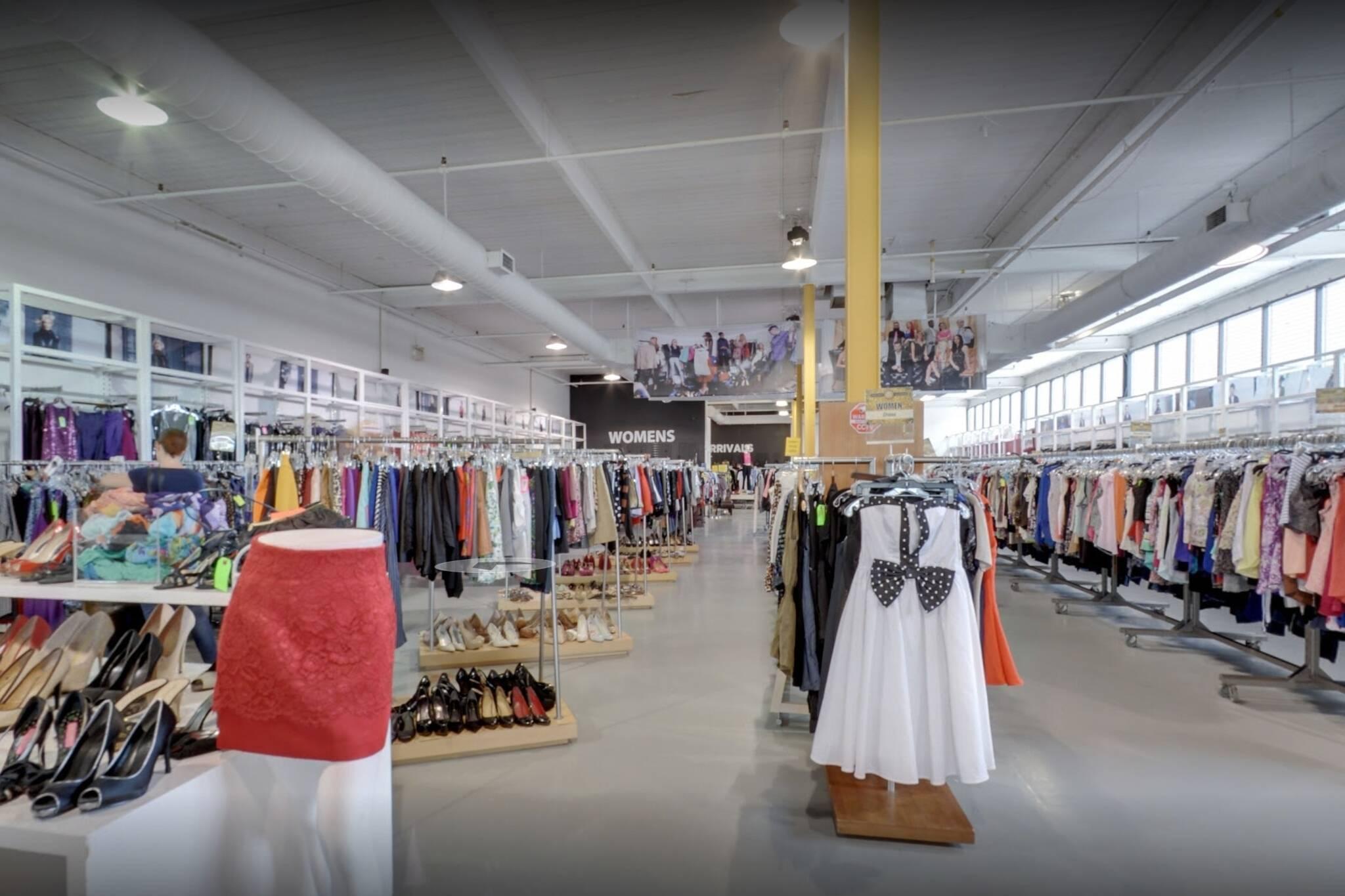 thrift stores toronto
