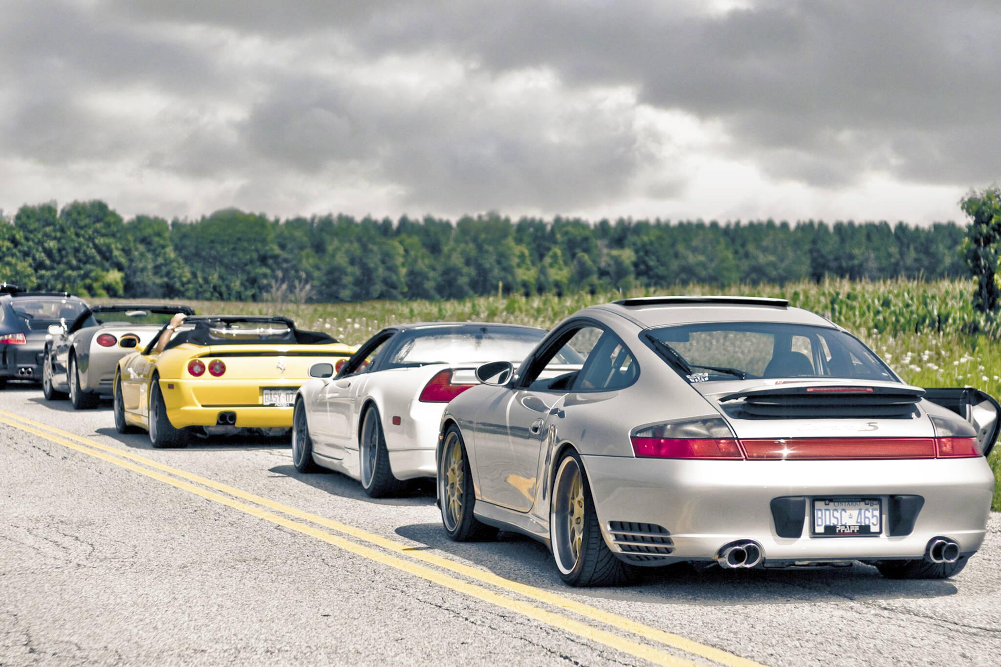 wasaga car rally