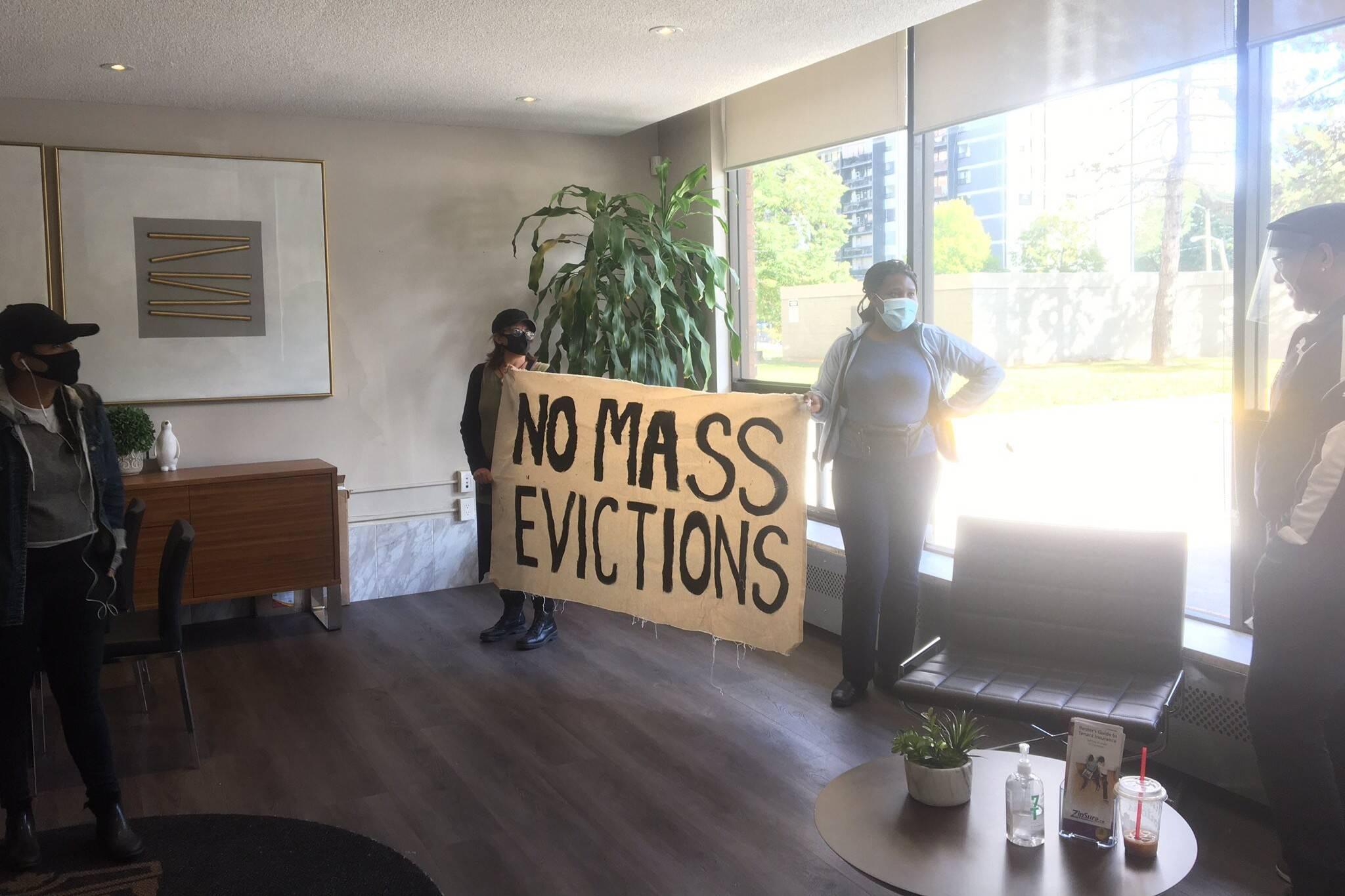 eviction ontario