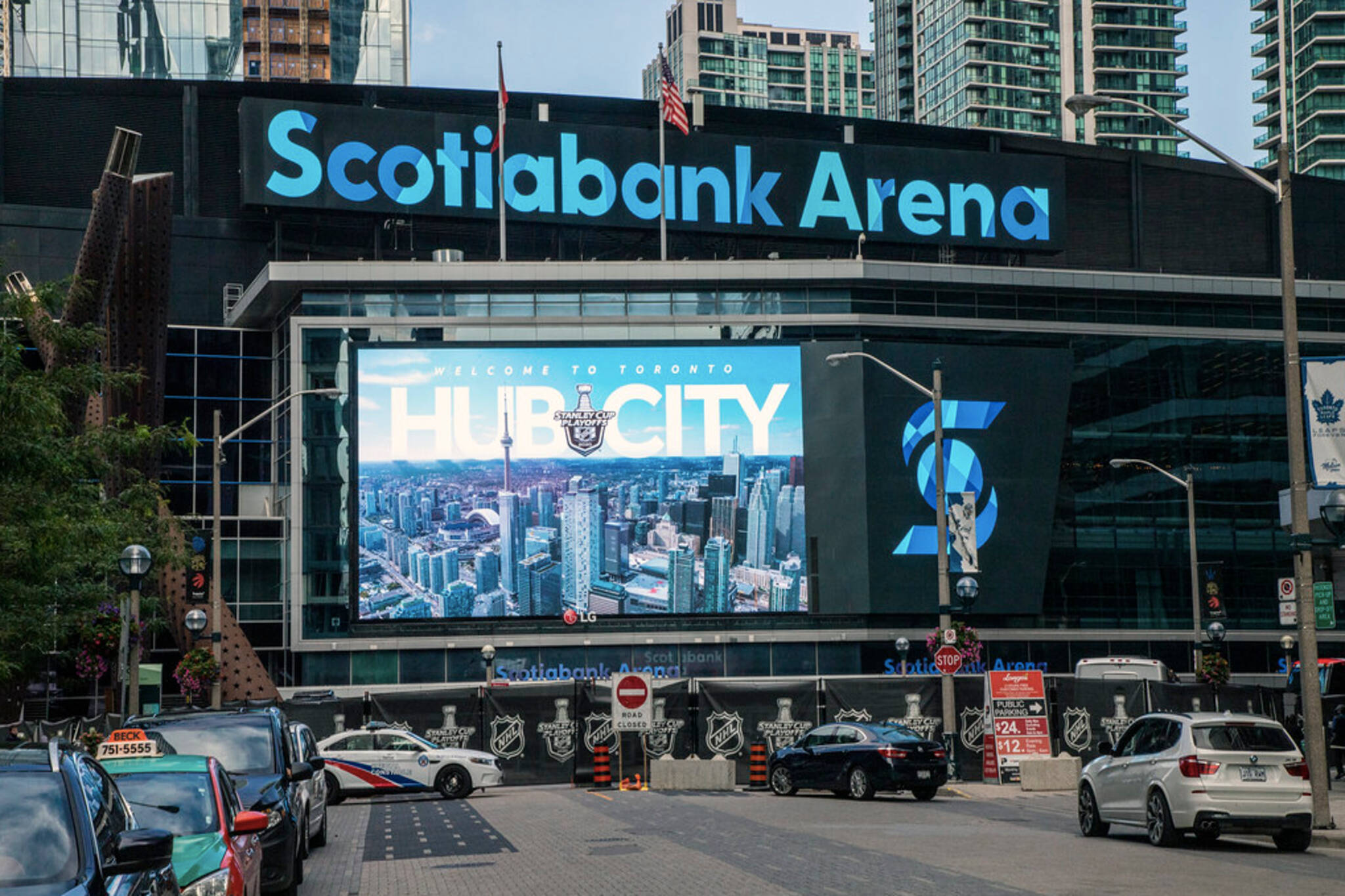 scotiabank arena voting
