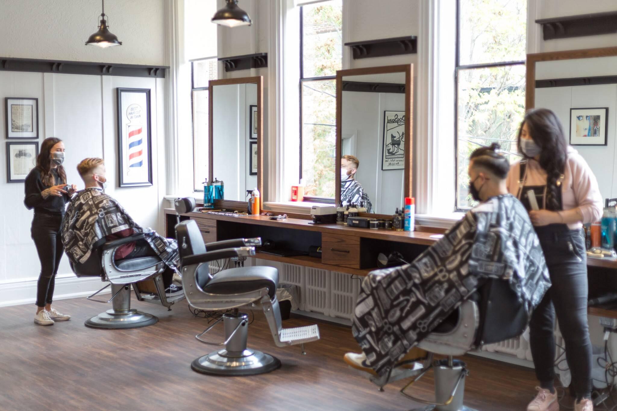 cameron house barbers toronto