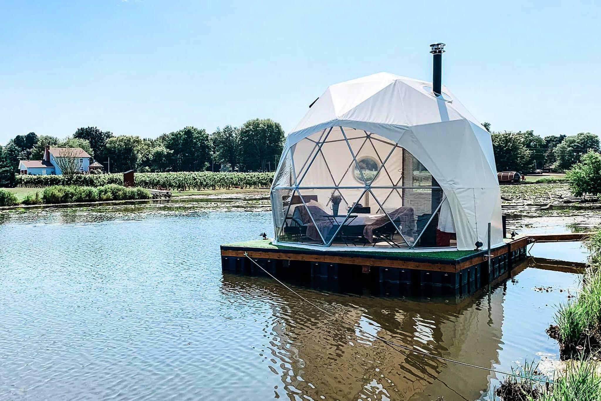 geodesic dome essex