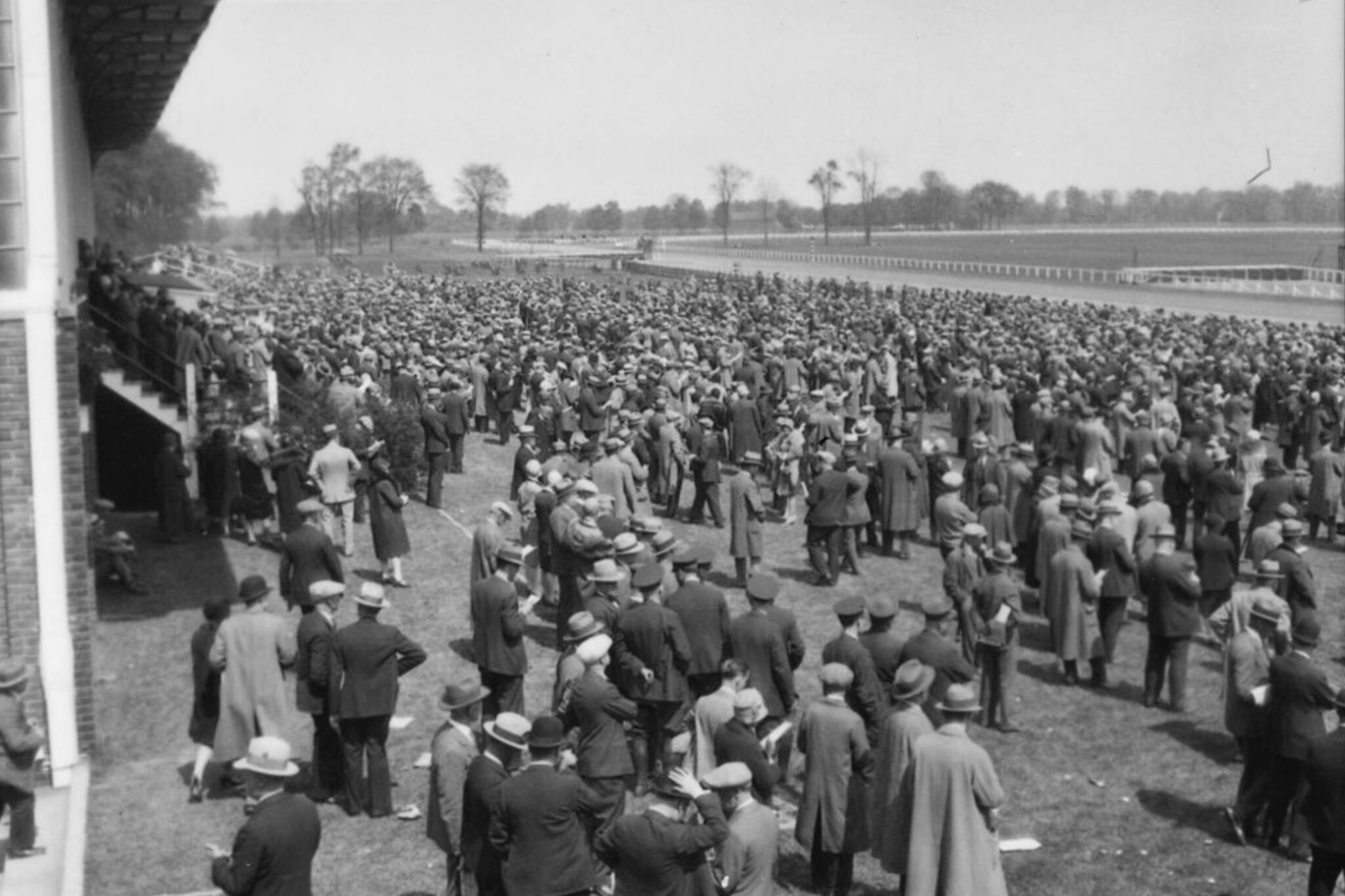 Thorncliffe Park racetrack