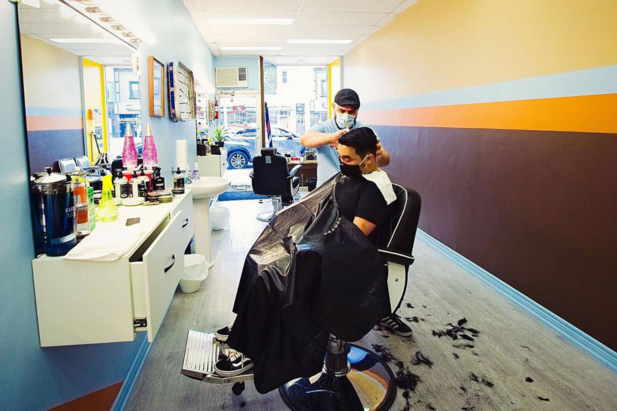 your neighbourhood barbershop toronto