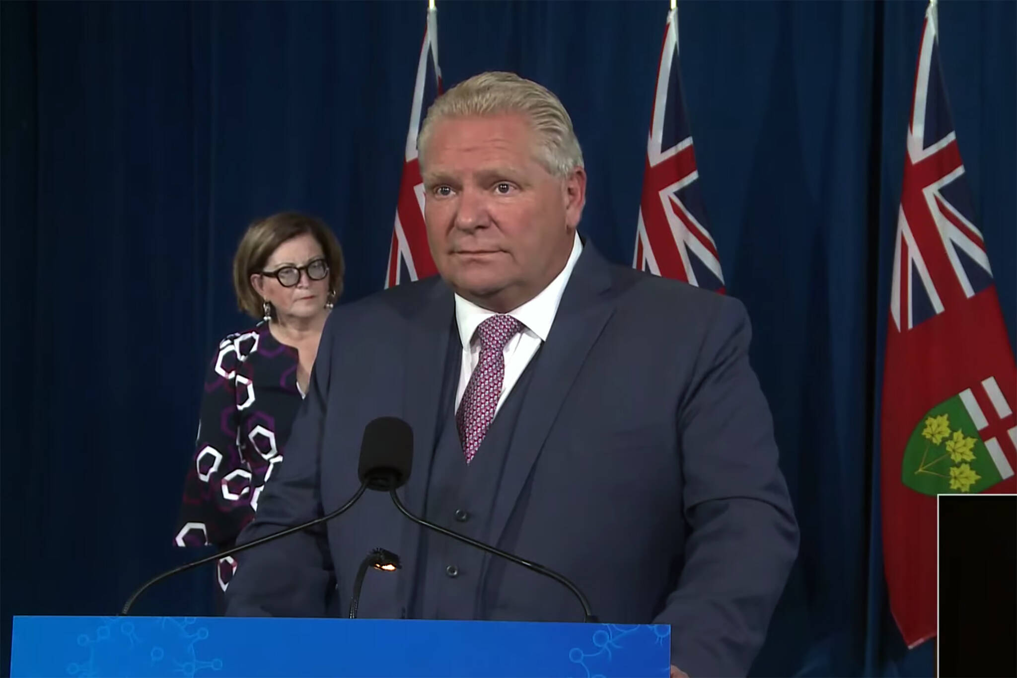 doug ford announcement