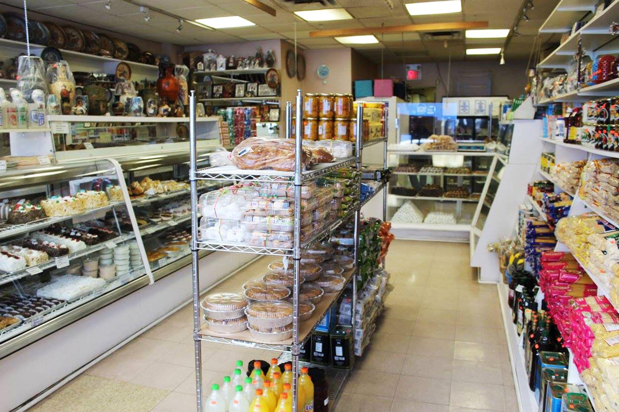 athena bakery toronto