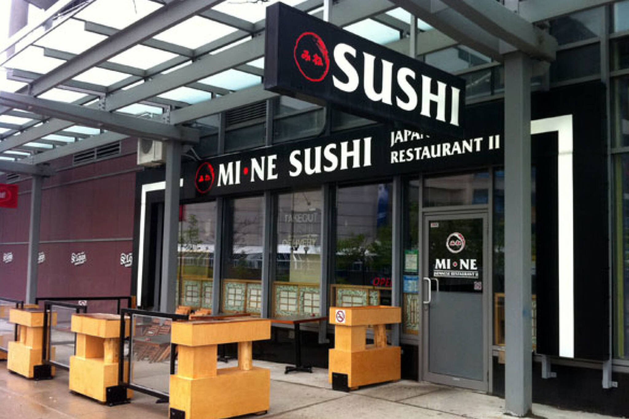 mi ne sushi toronto
