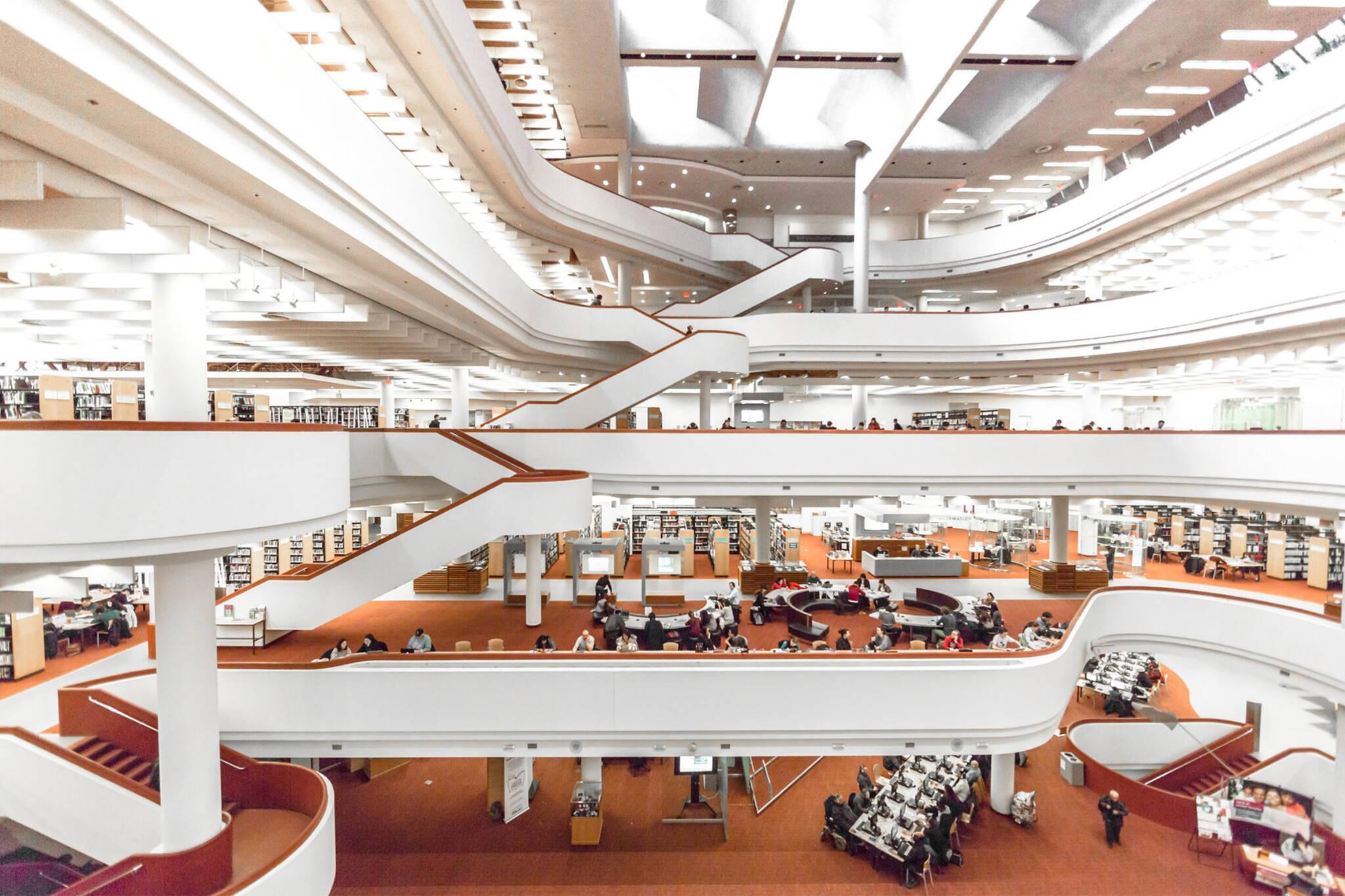 toronto public library covid