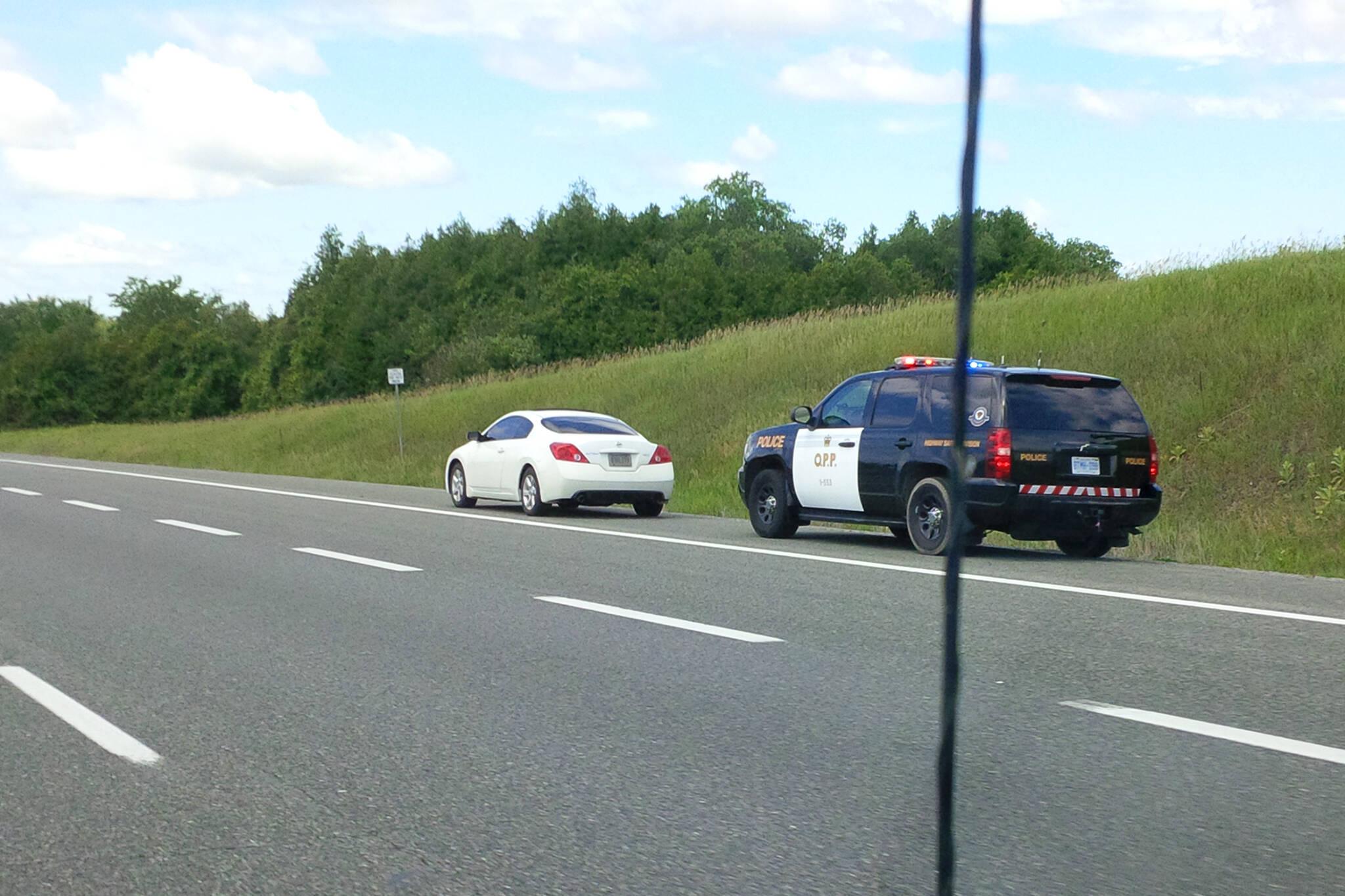 toronto speeding