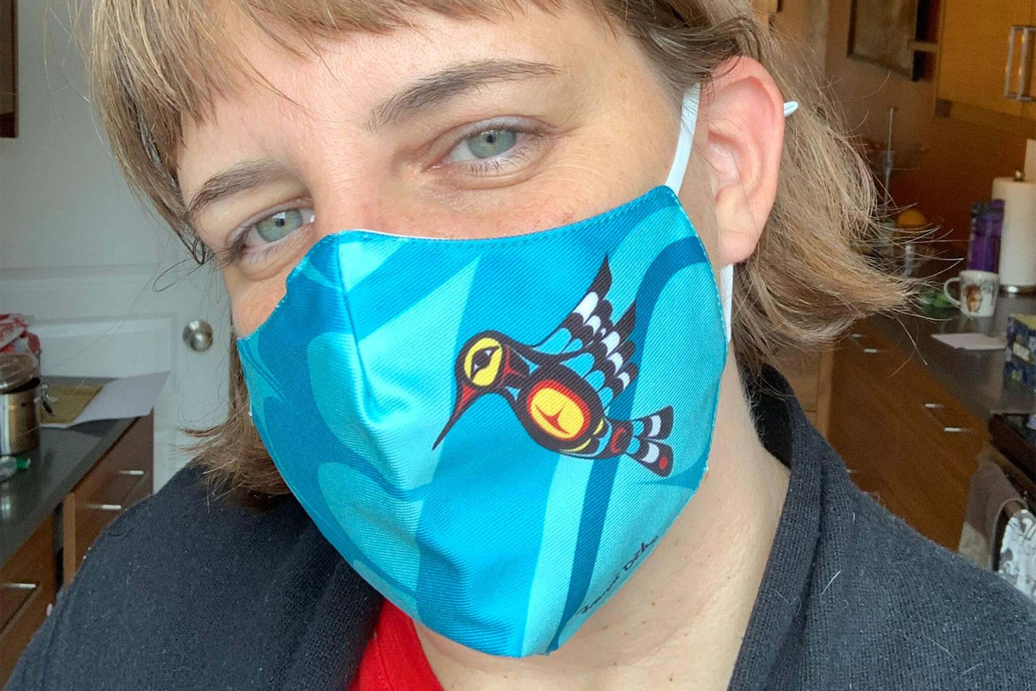indigenous face masks canada
