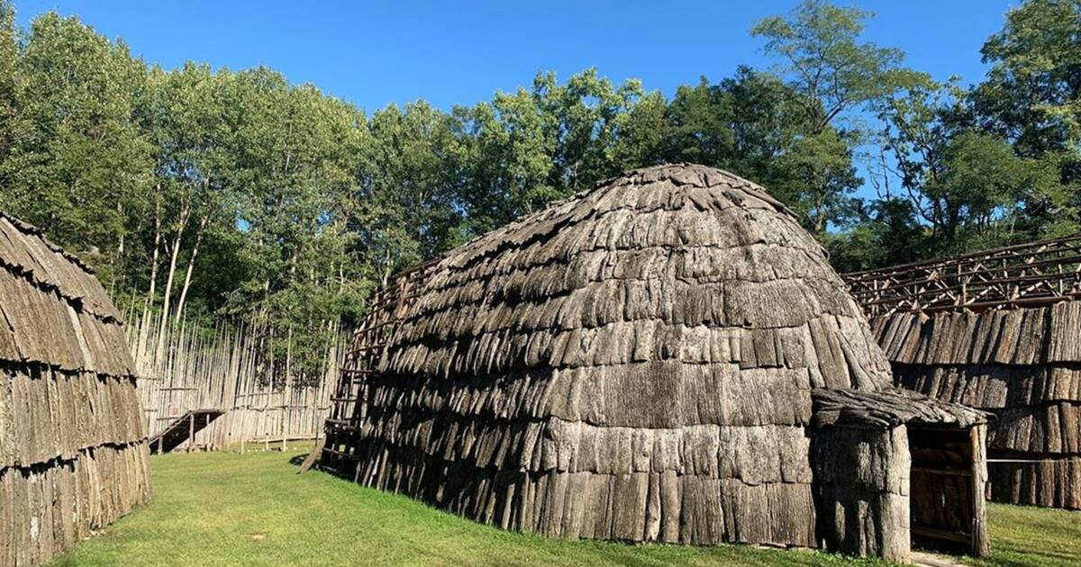 This recreated Iroquoian village in Ontario offers a glimpse back to a thousand years ago