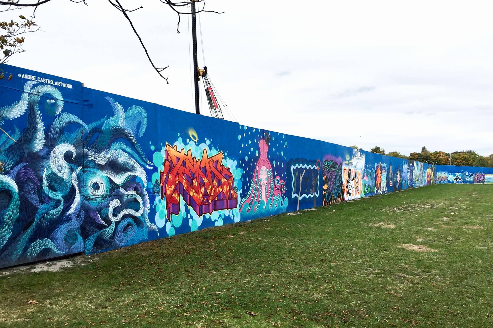 mural beaches toronto