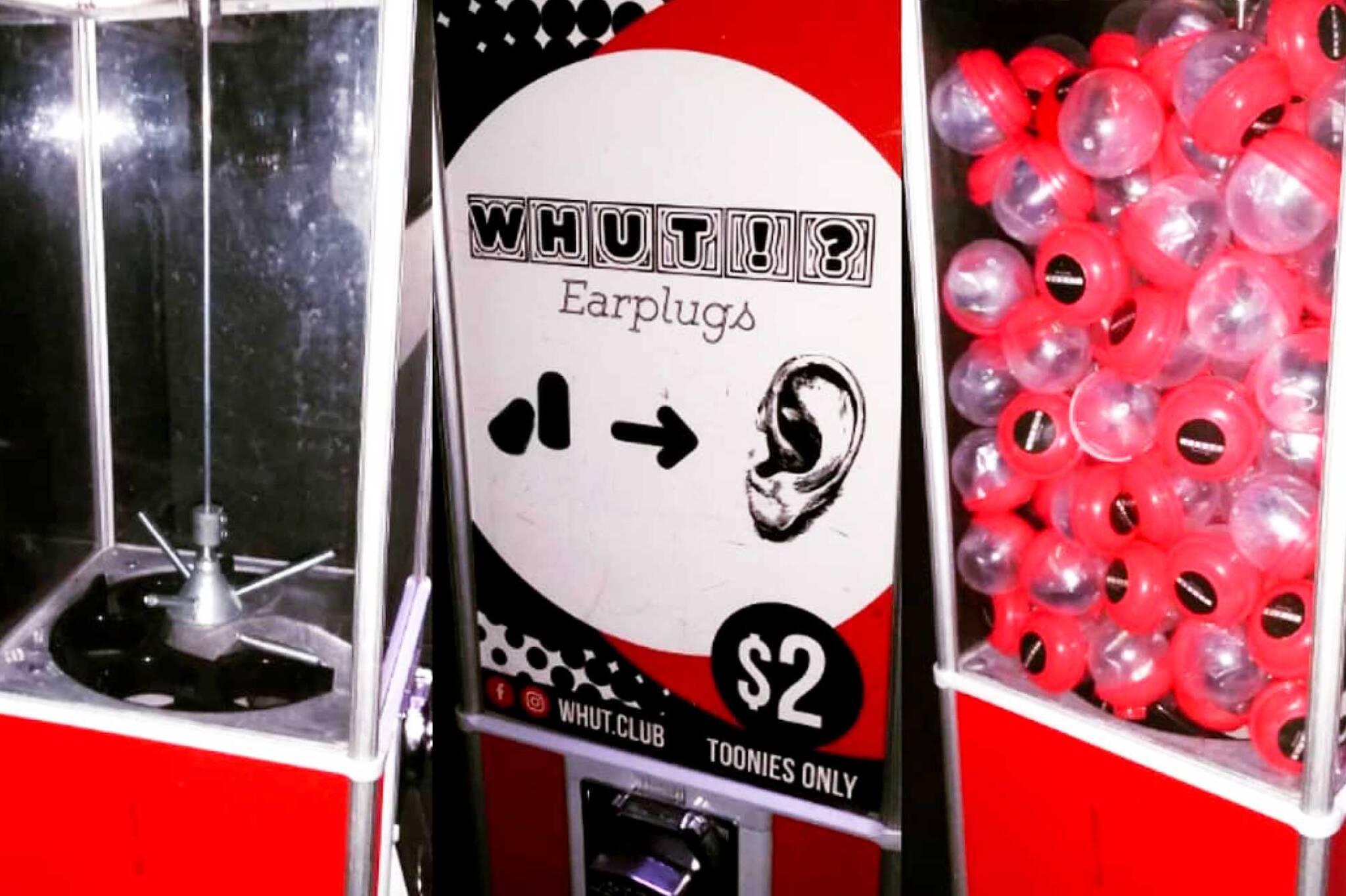 whut earplugs