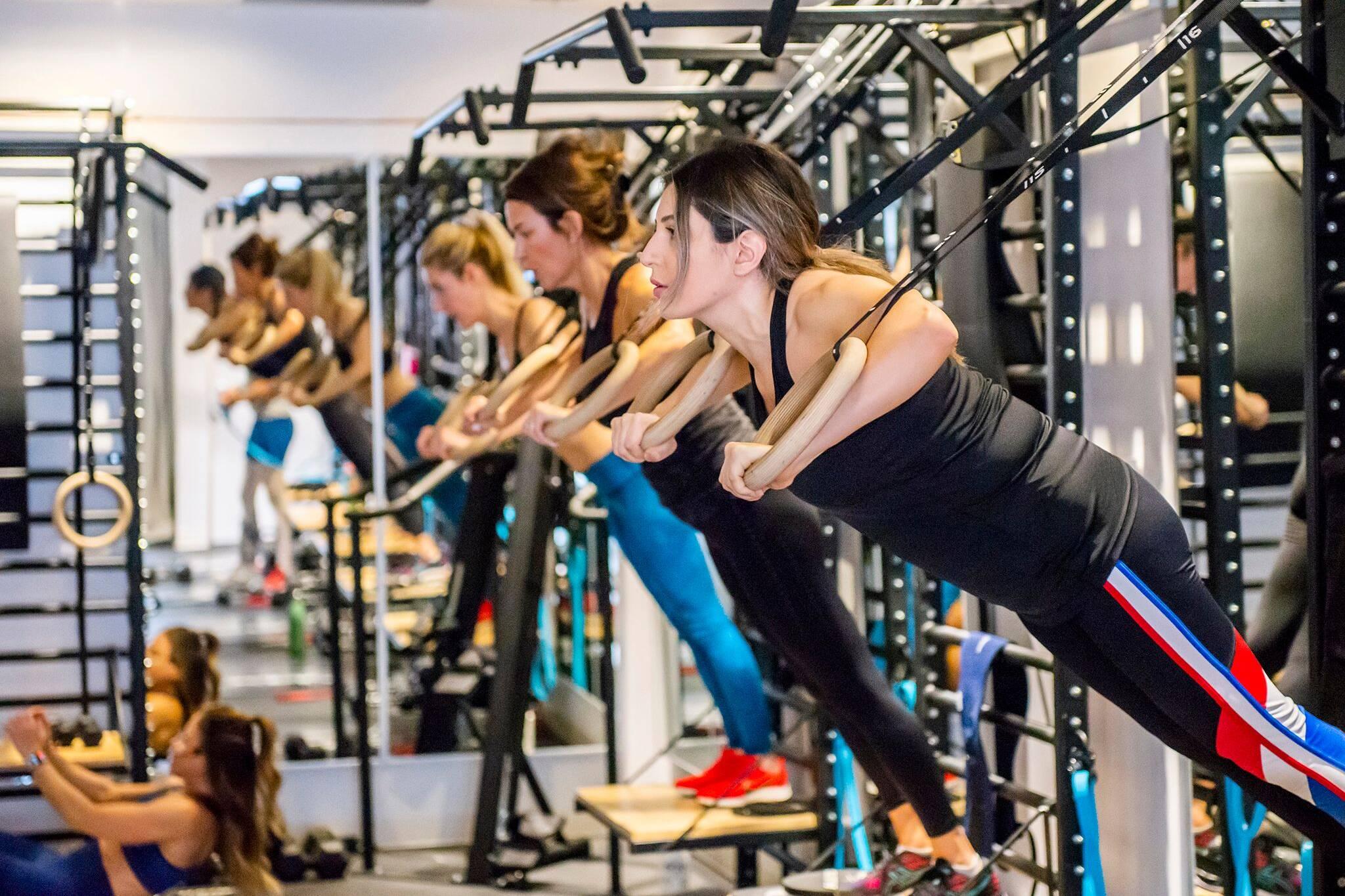 gyms,reopening,toronto