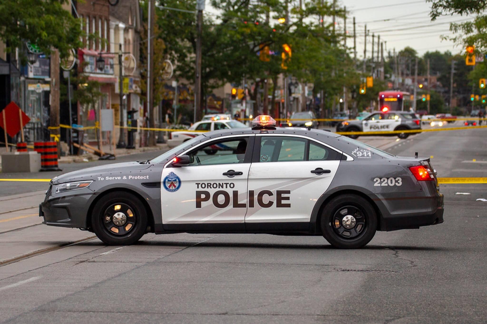 toronto police death