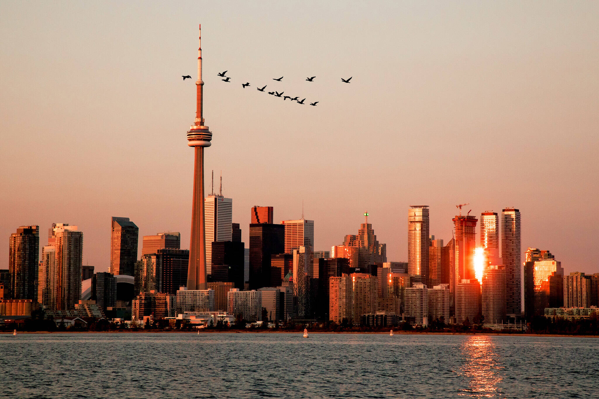 Get ready for the warmest stretch of November weather in Toronto history