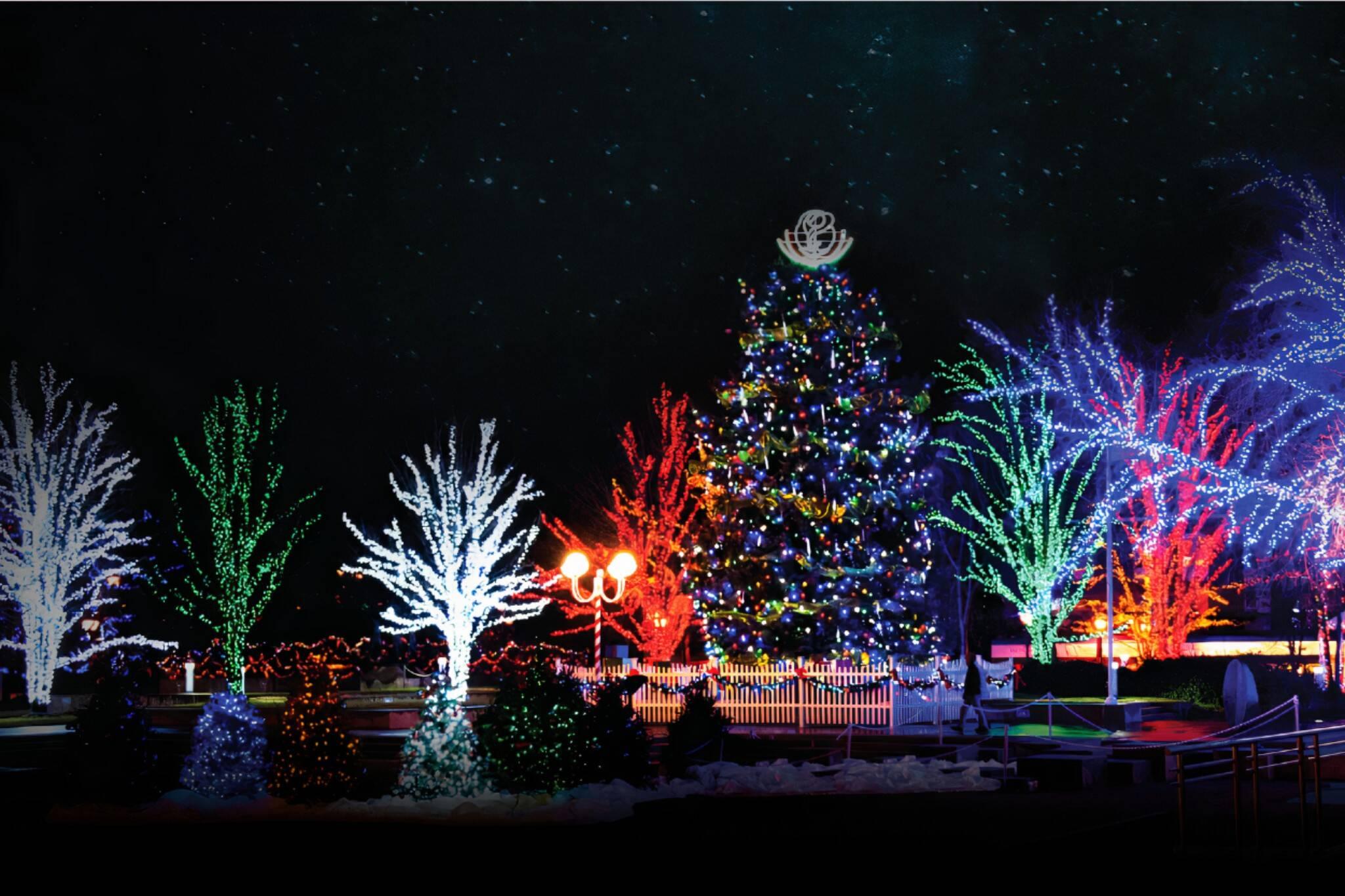 brampton winter lights festival