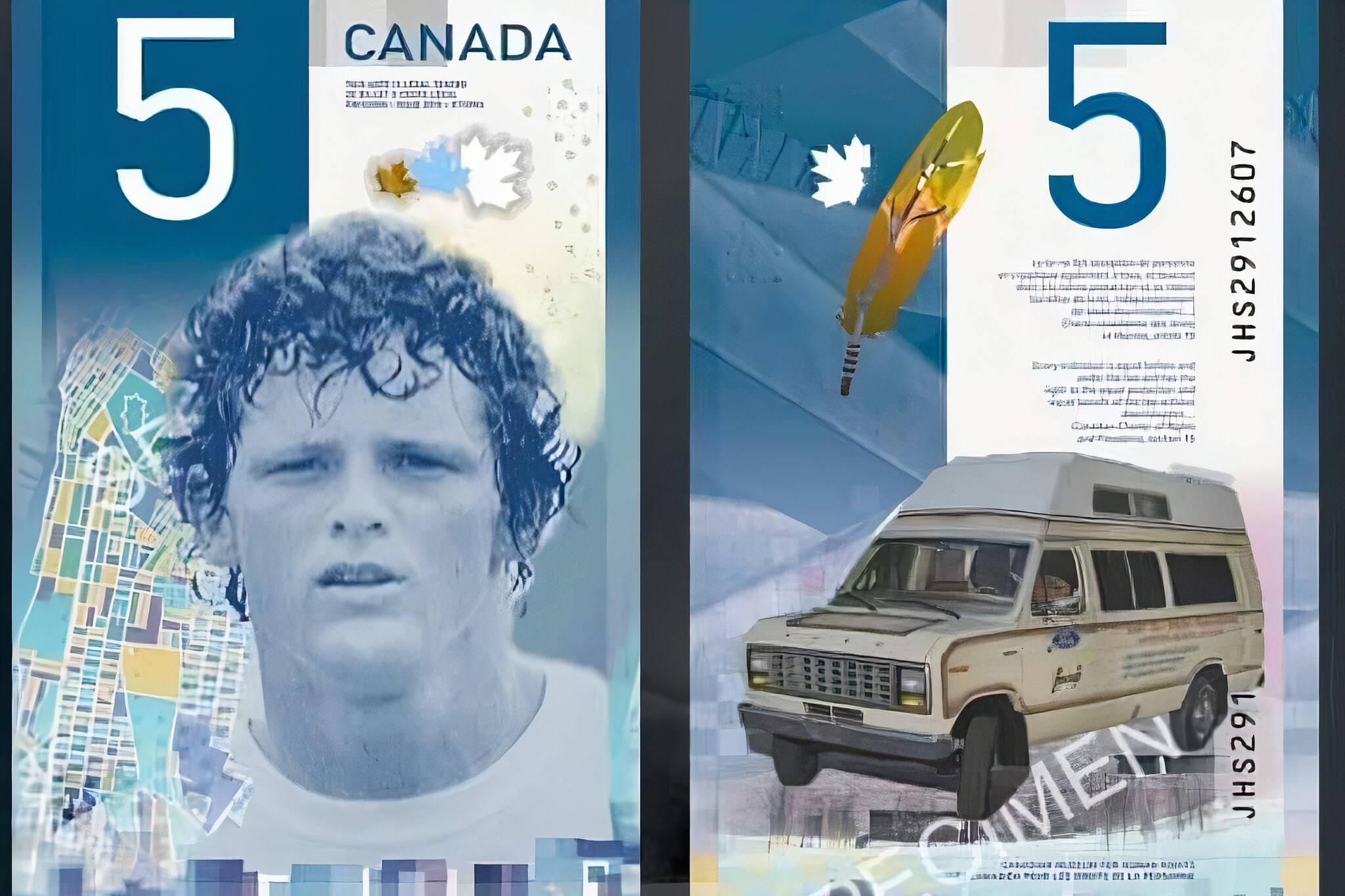 new 5 dollar bill canada