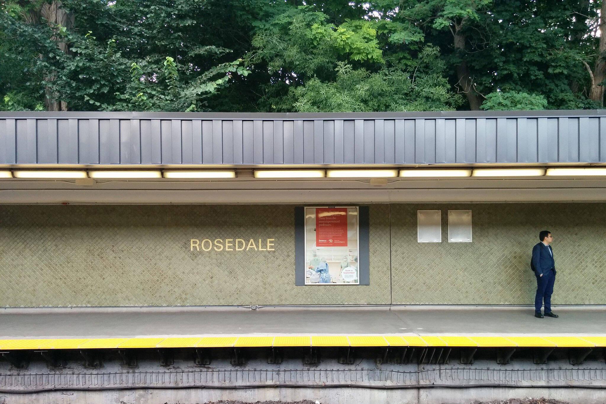 rosedale toronto