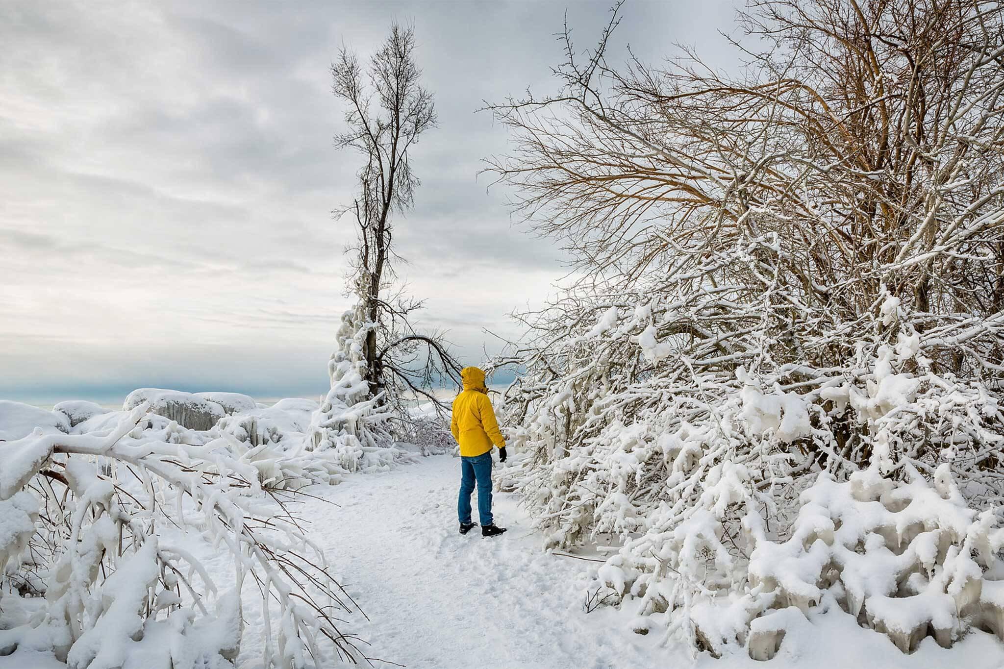 snow activities toronto