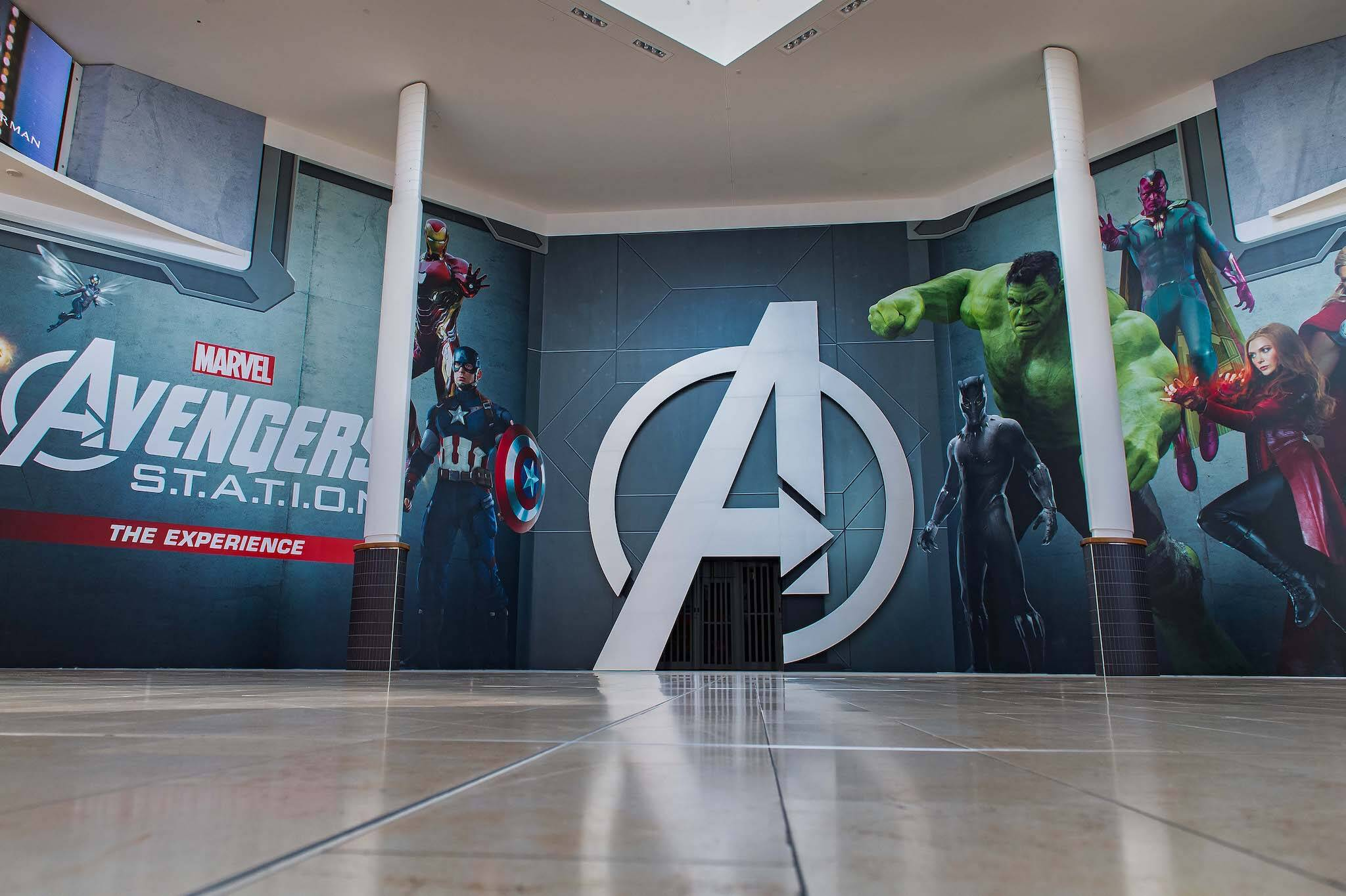 avengers station toronto