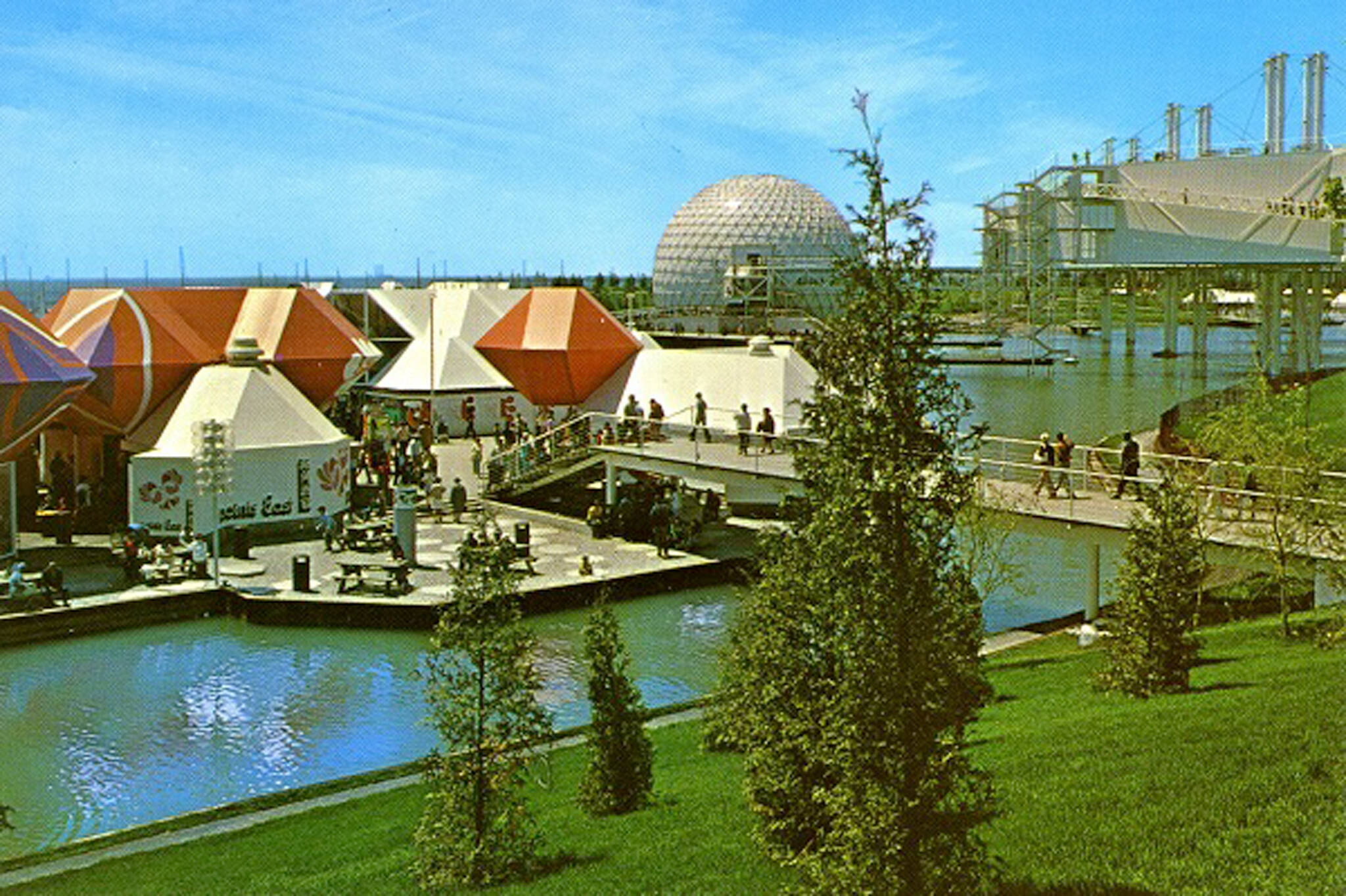 ontario place childrens village