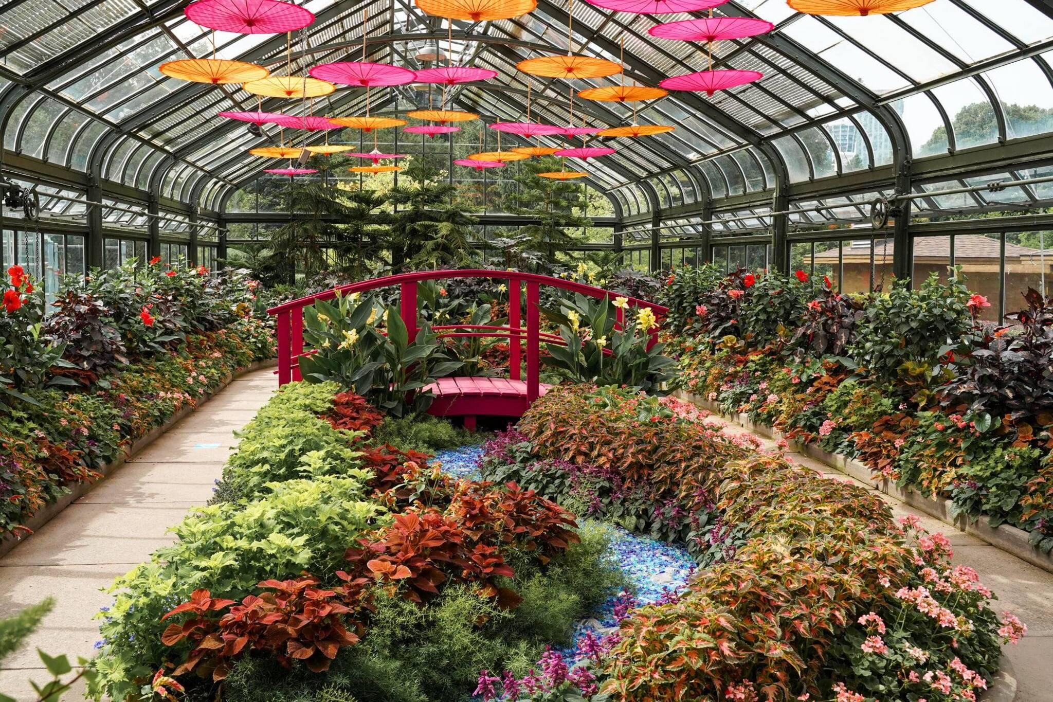 floral showhouse niagara