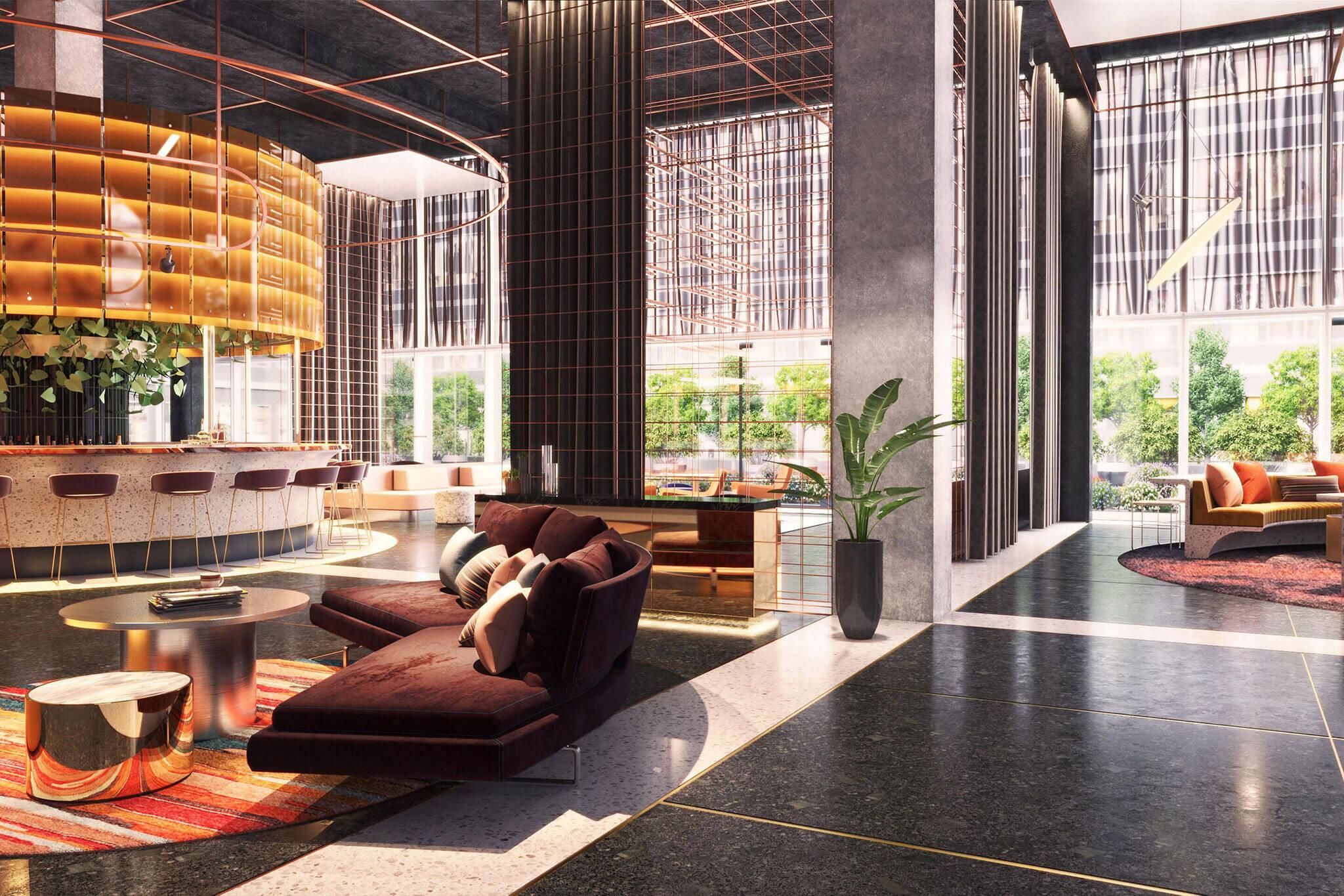 new hotels toronto