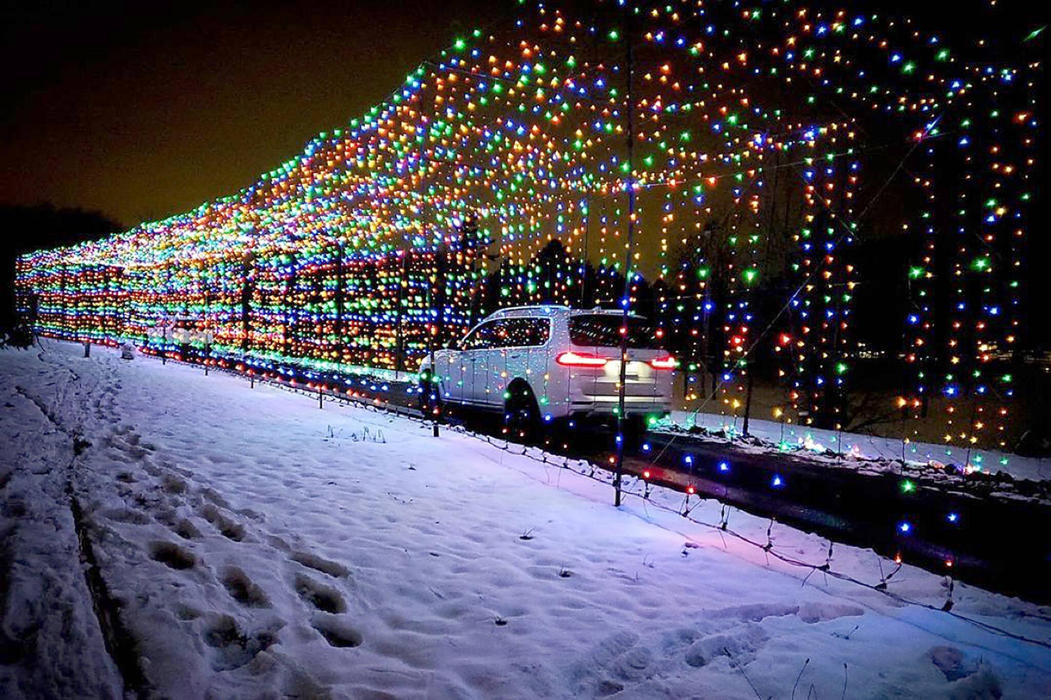 bingemans lights