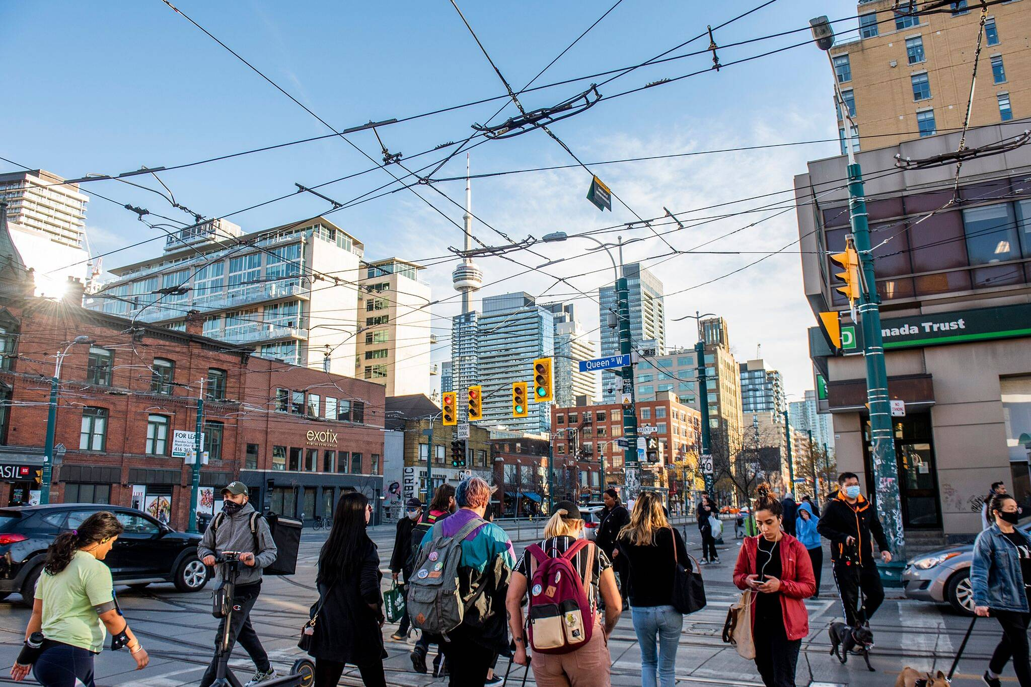 new covid restrictions toronto