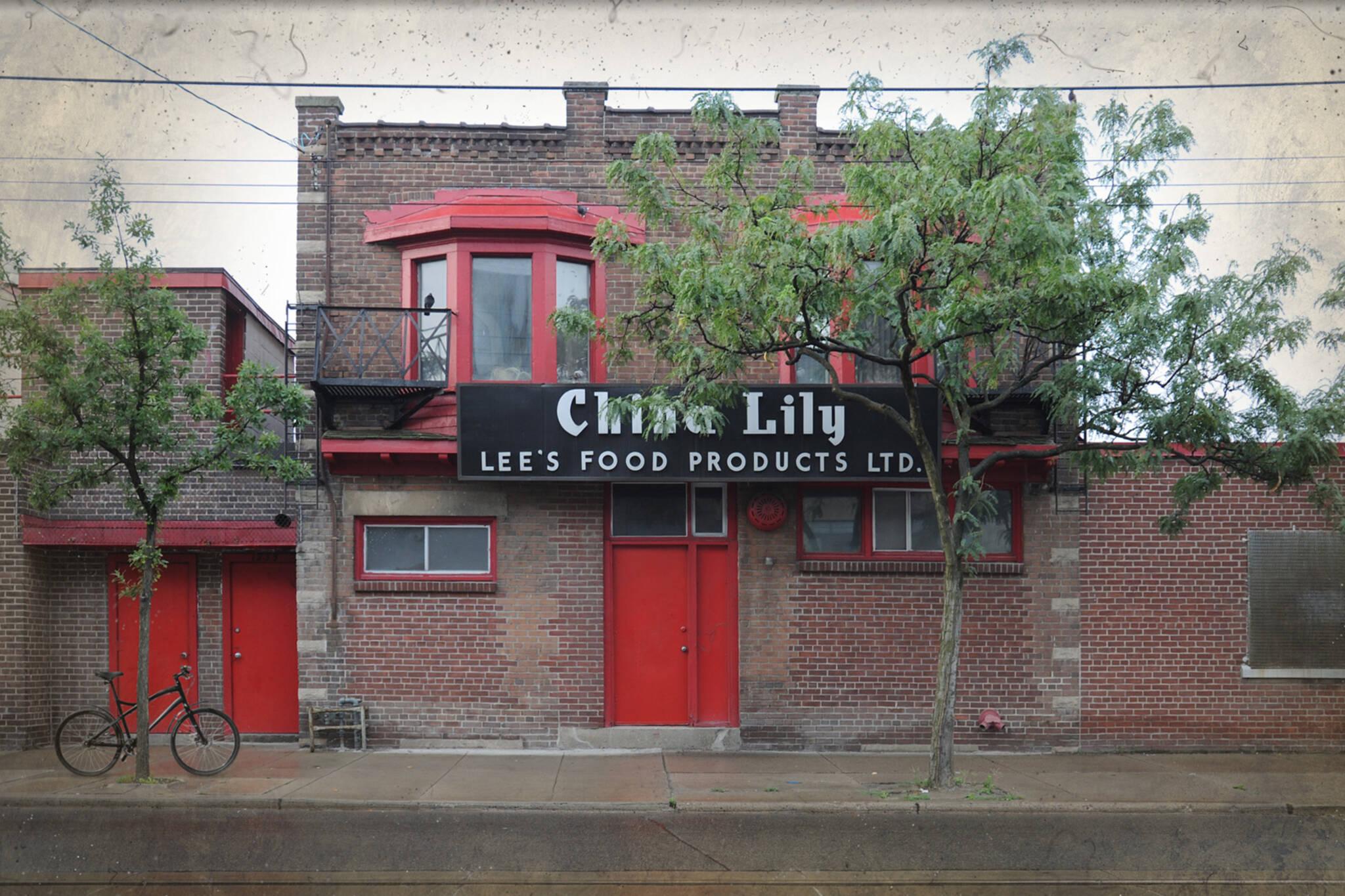 china lily toronto