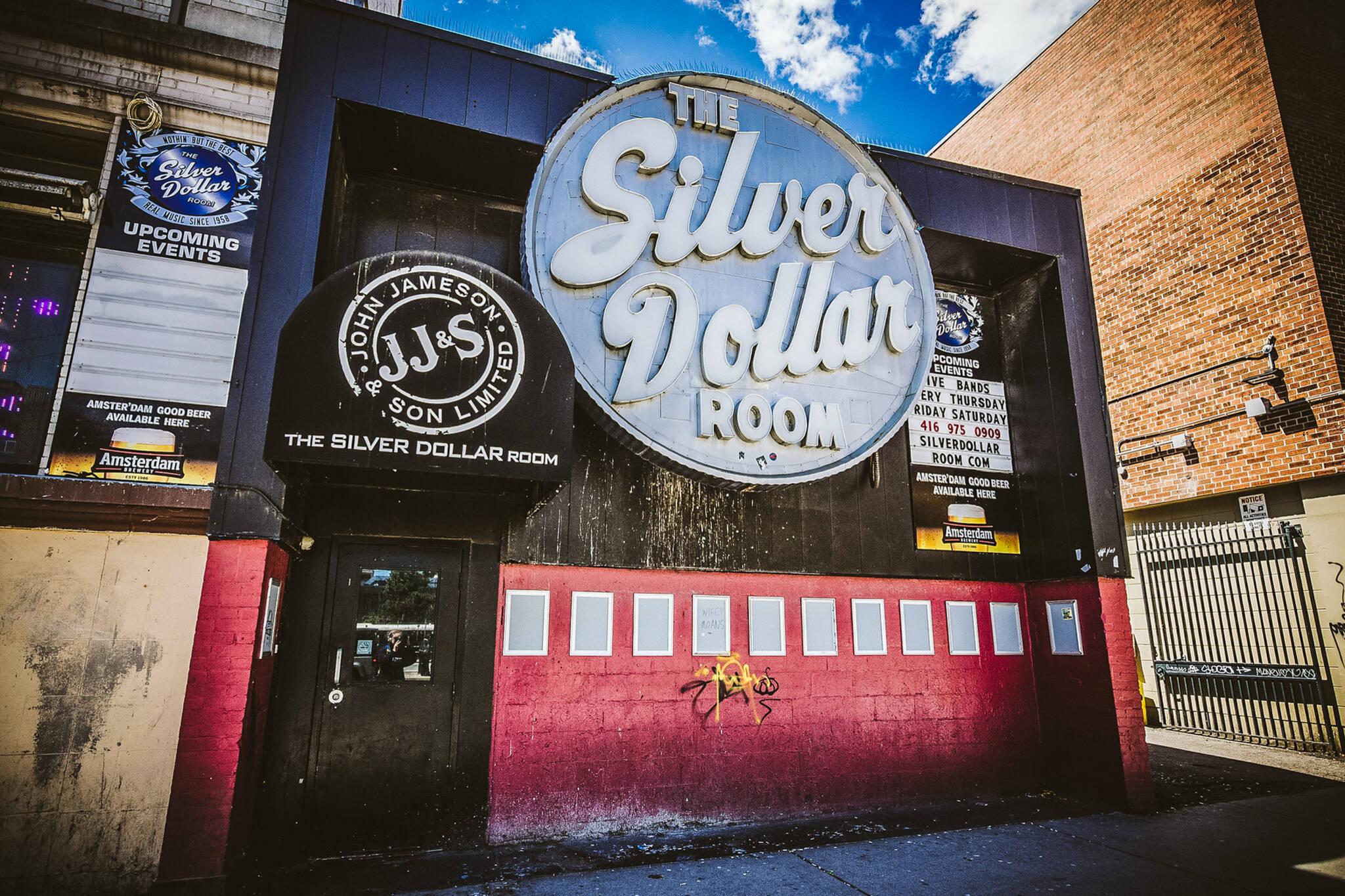 silver dollar room toronto