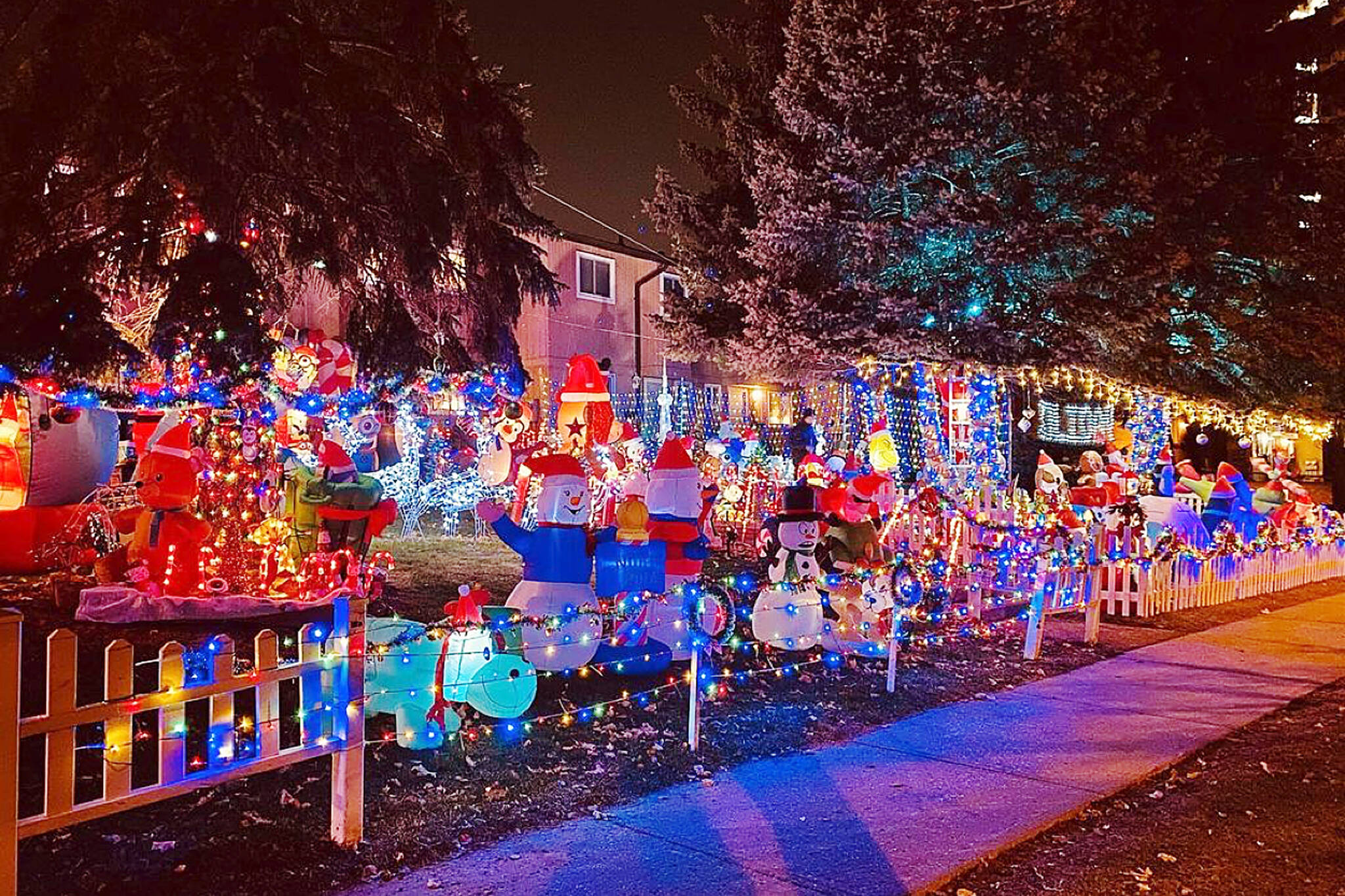 toronto christmas lights 2020
