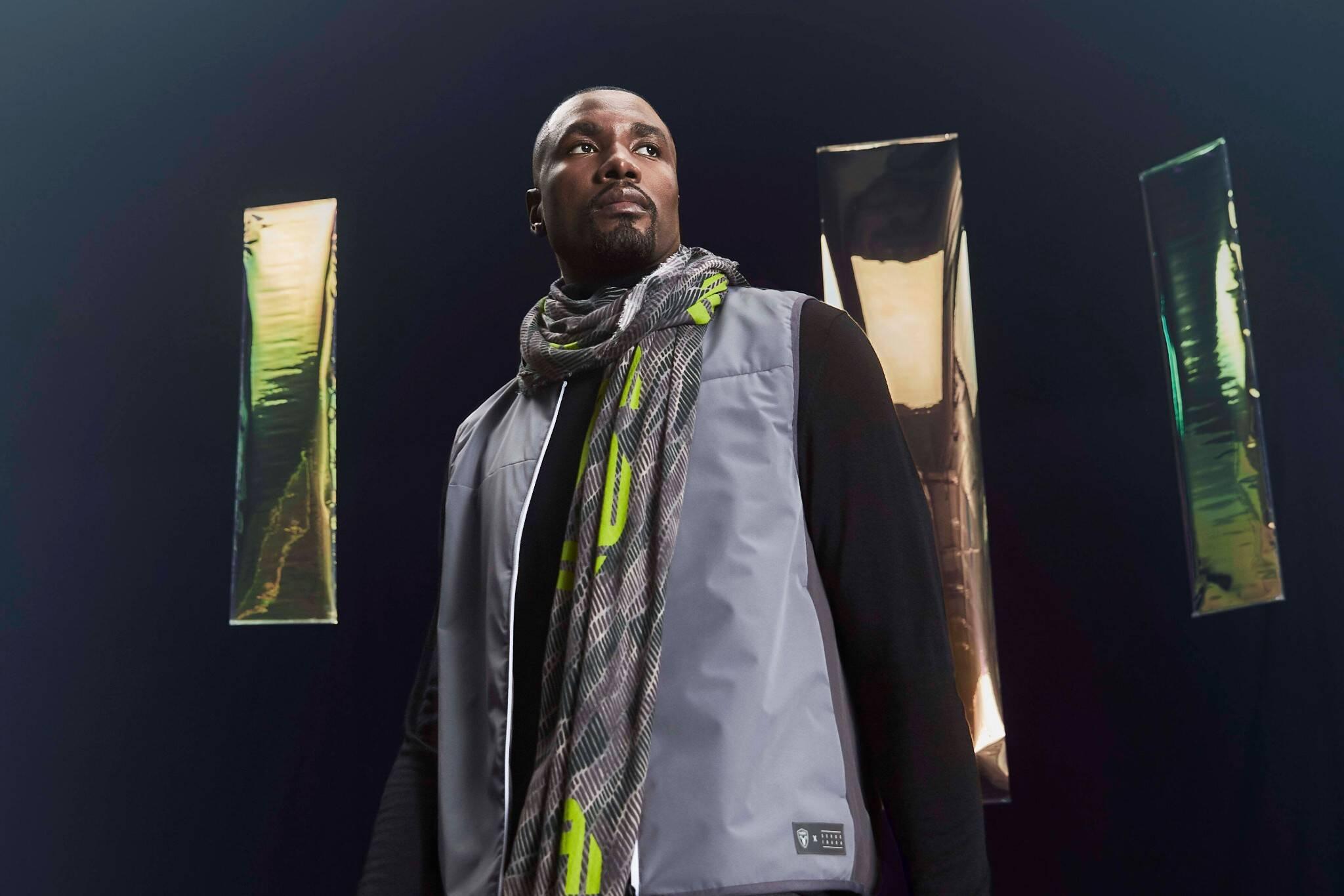 serge ibaka scarf
