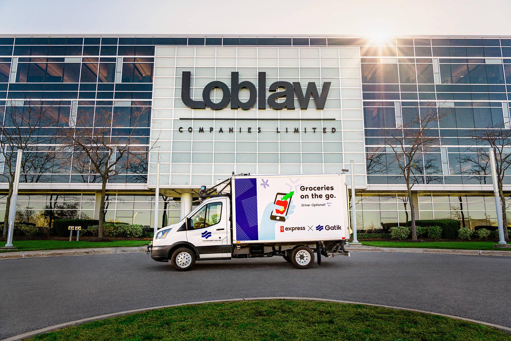 loblaws self driving