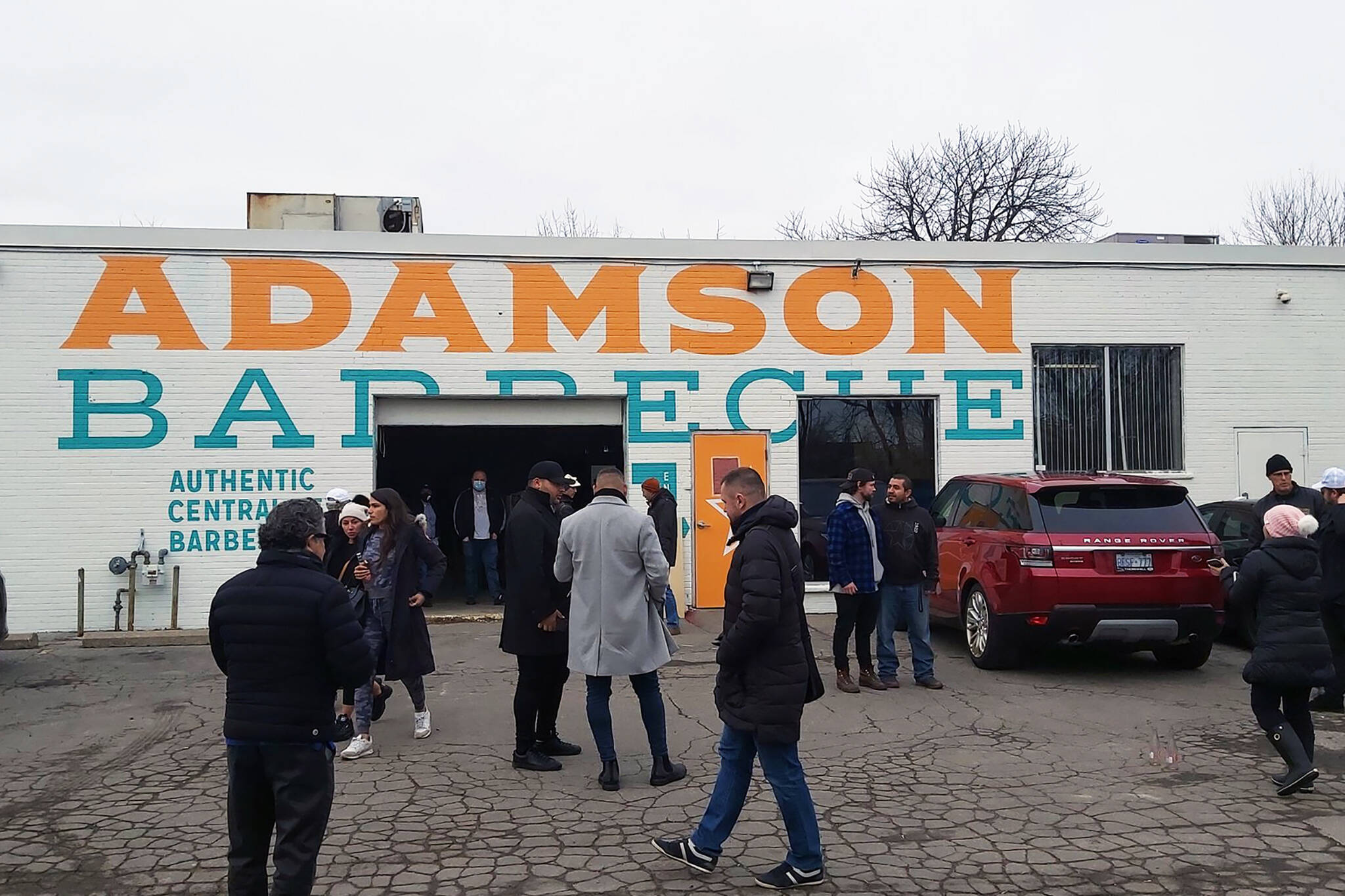 adamson barbecue toronto