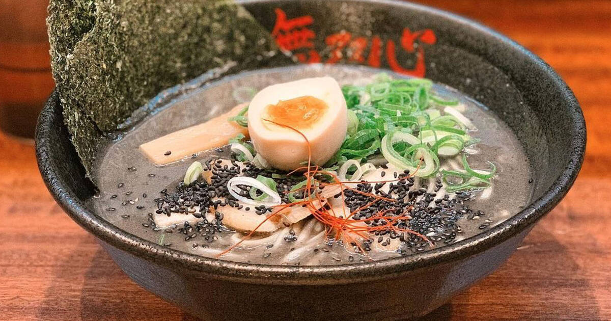 Popular ramen chain from Japan just opened its first Toronto location