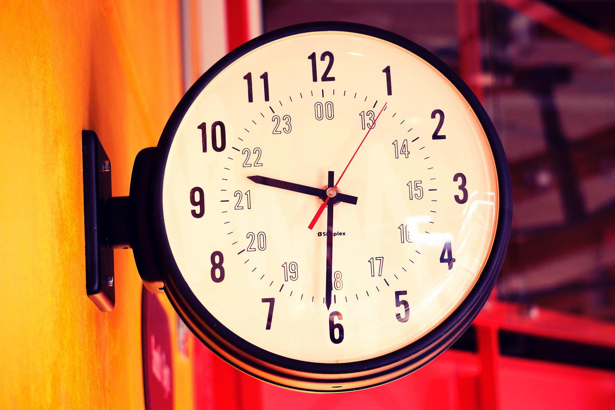 daylight saving time ontario