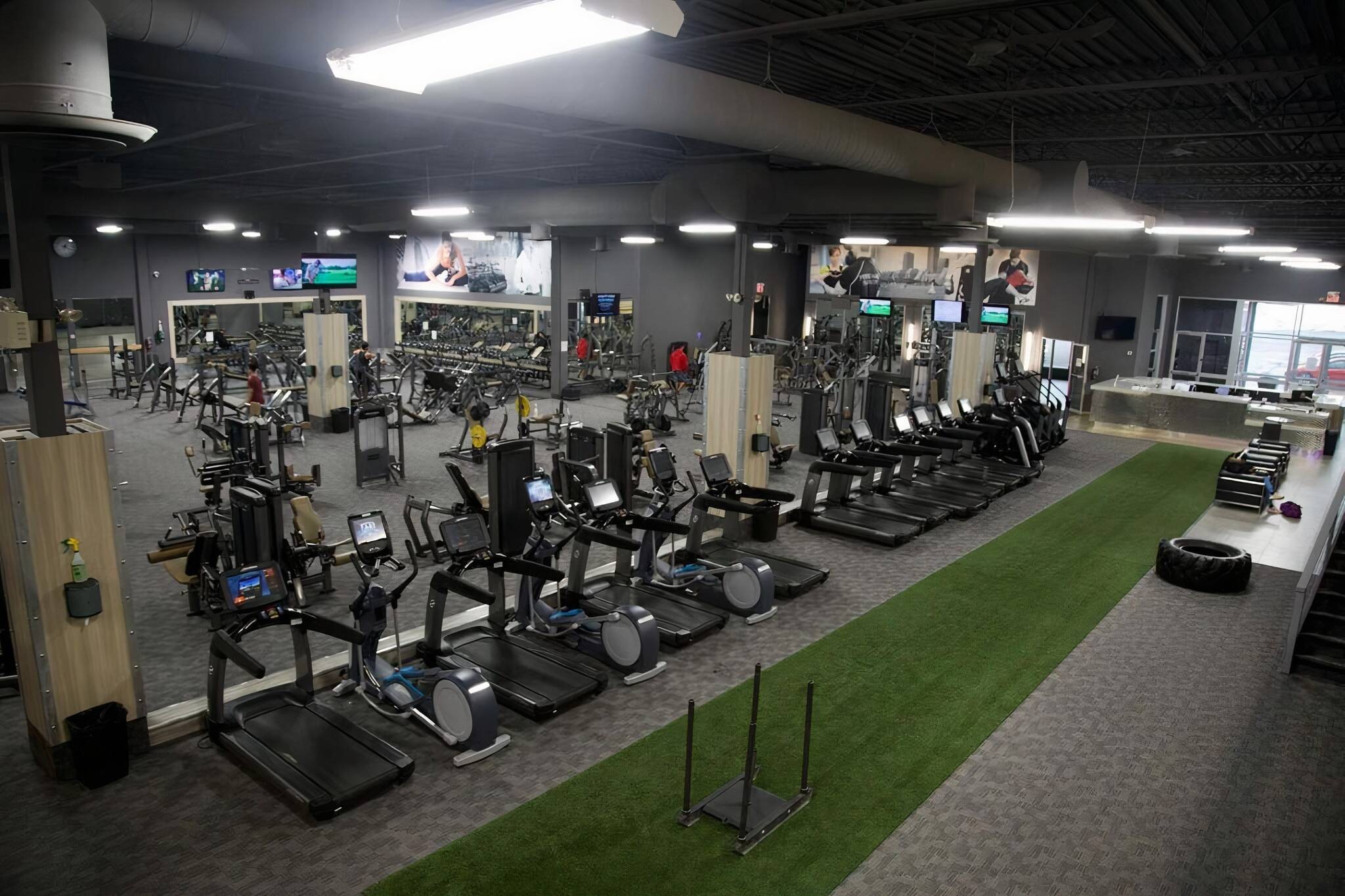 express fitness scarborough