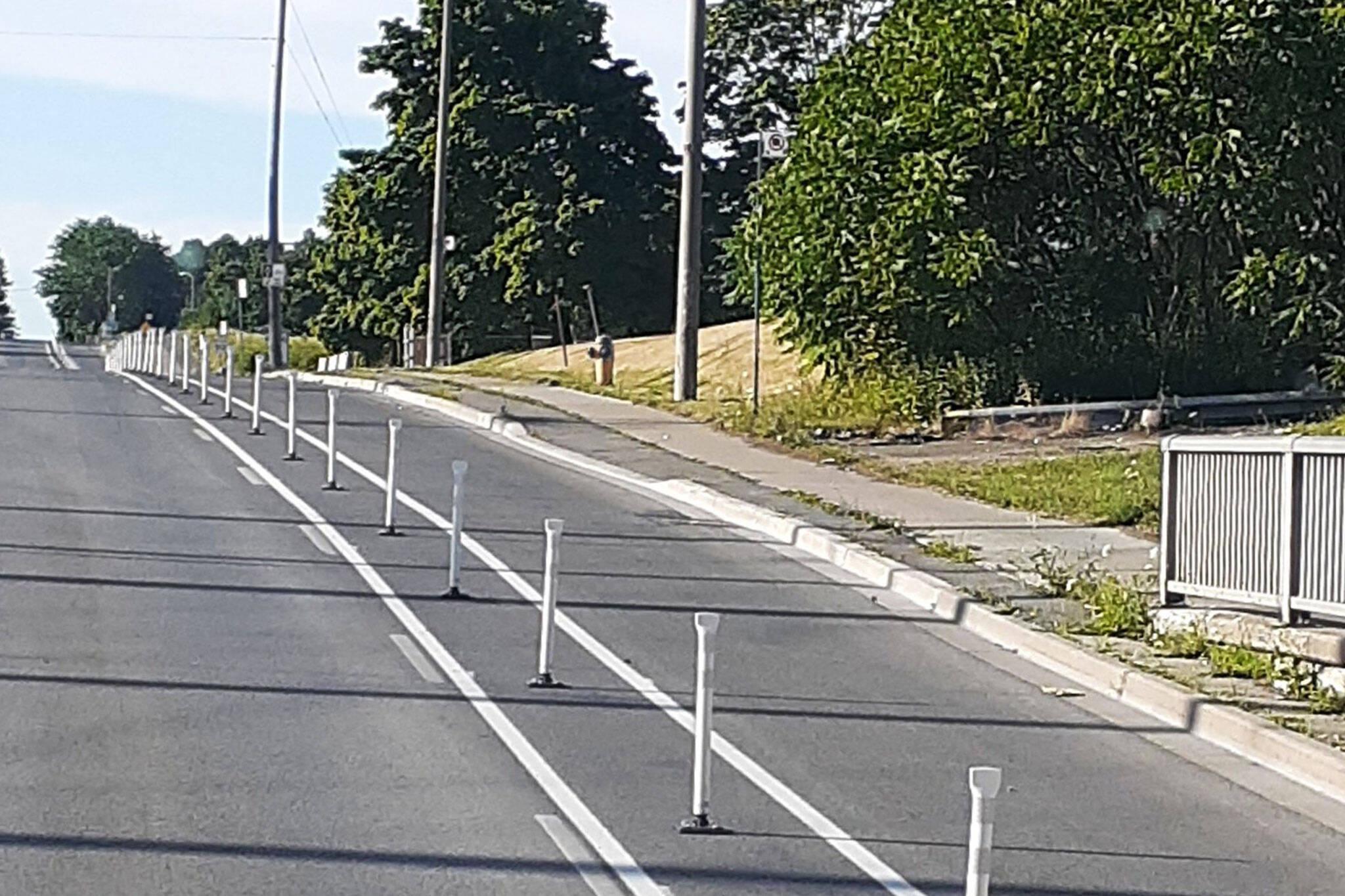 brimley bike lanes toronto